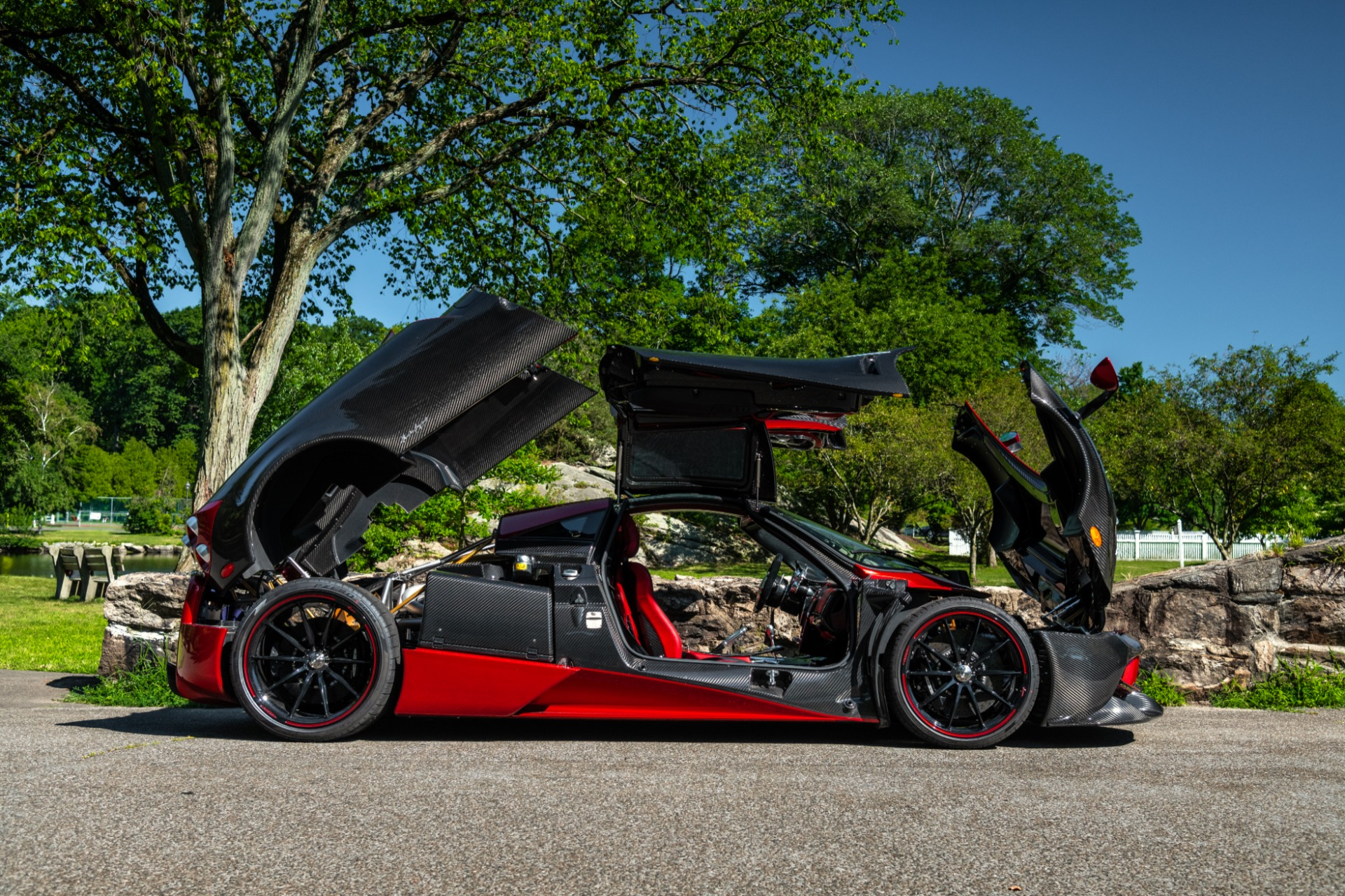 Used 2014 Pagani Huayra Tempesta For Sale In Greenwich, CT 1668_p3