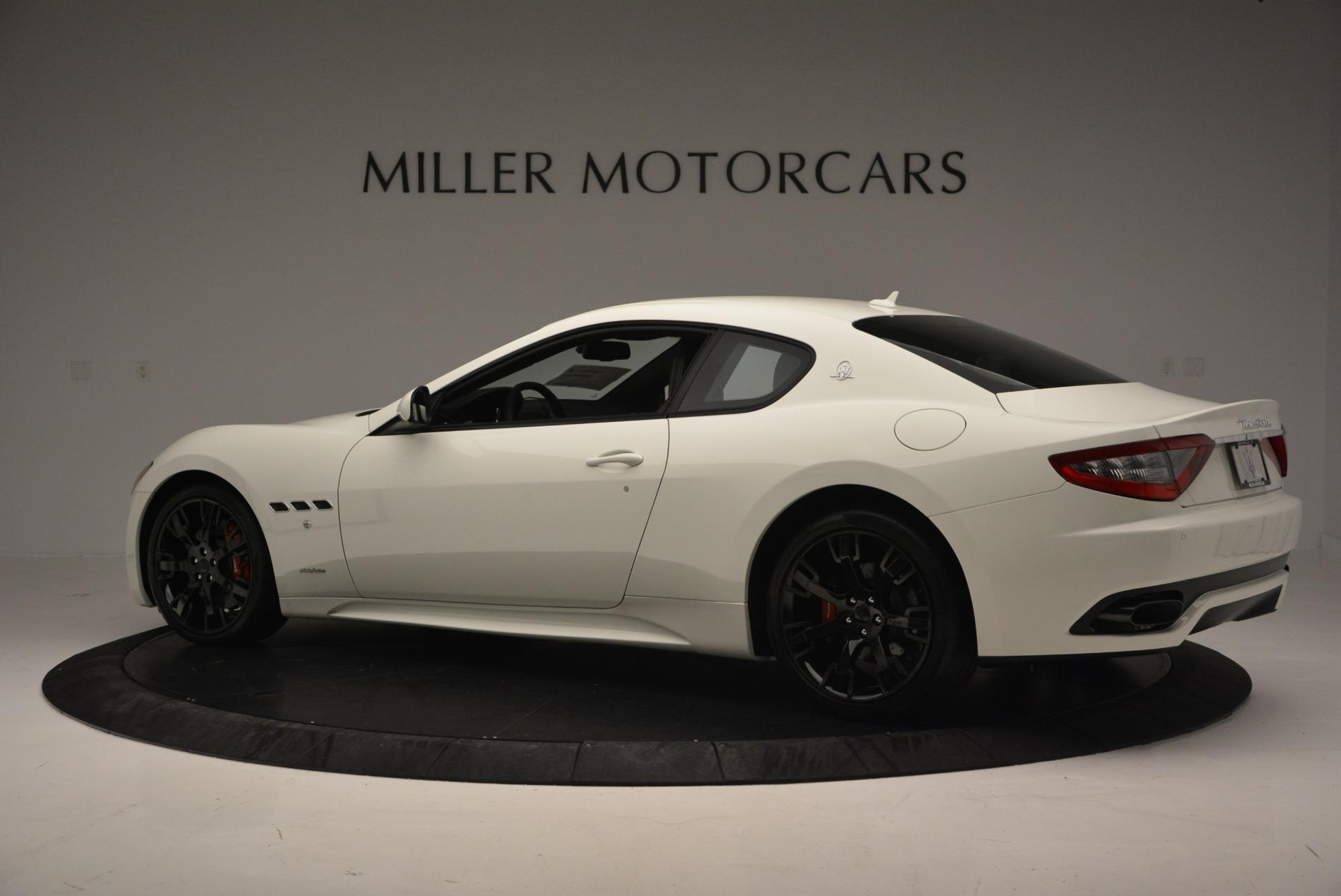 New 2016 Maserati GranTurismo Sport For Sale In Greenwich, CT 167_p3