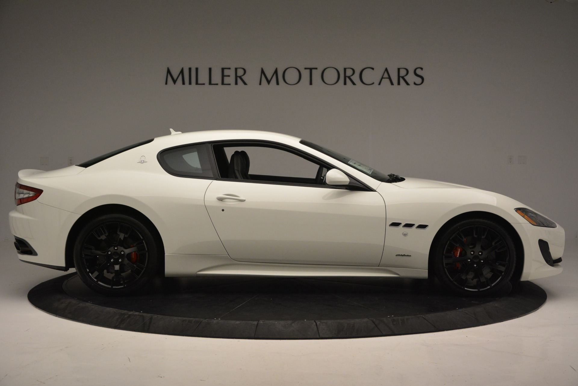 New 2016 Maserati GranTurismo Sport For Sale In Greenwich, CT 167_p7