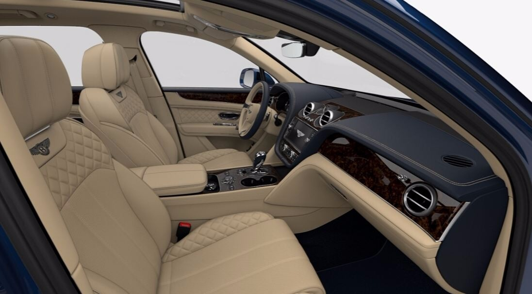 New 2018 Bentley Bentayga Signature For Sale In Greenwich, CT 1670_p7