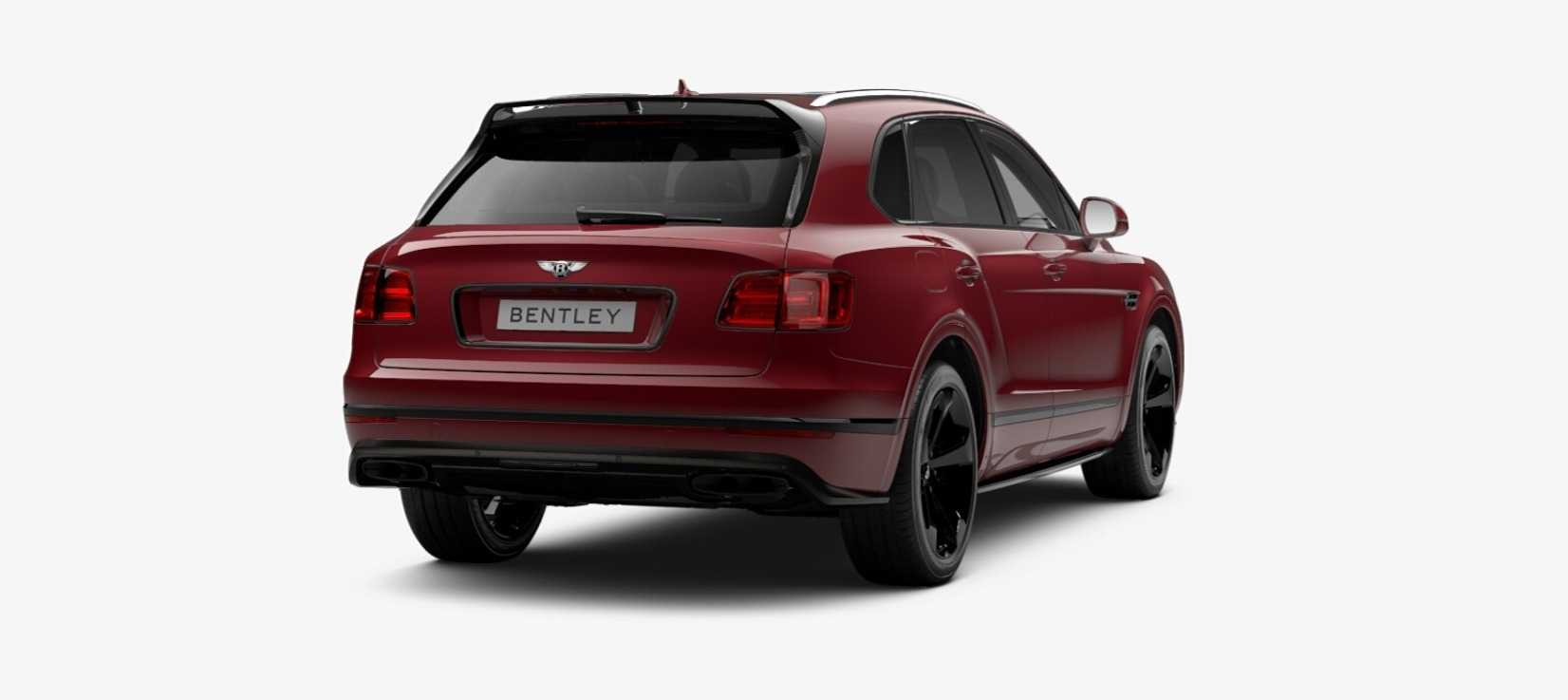 New 2018 Bentley Bentayga Black Edition For Sale In Greenwich, CT 1671_p3