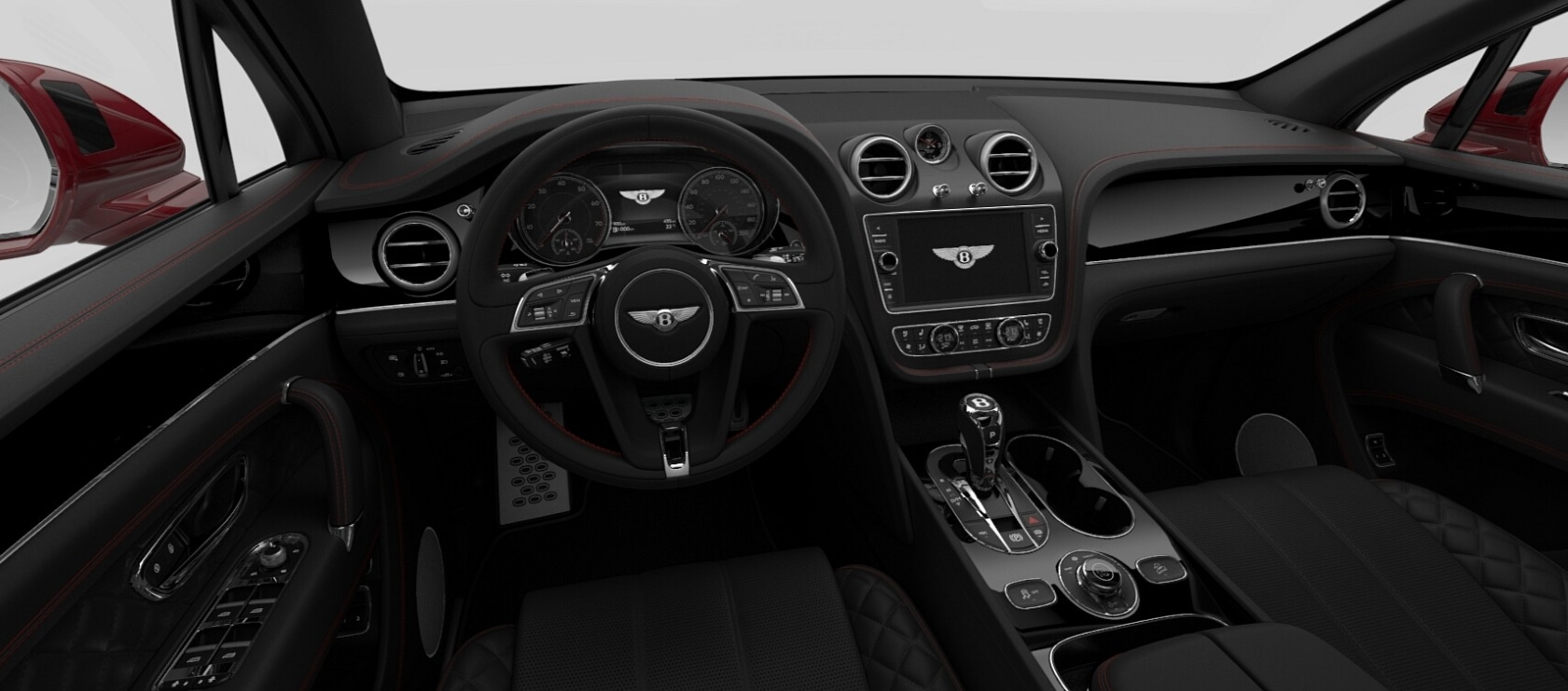 New 2018 Bentley Bentayga Black Edition For Sale In Greenwich, CT 1671_p6