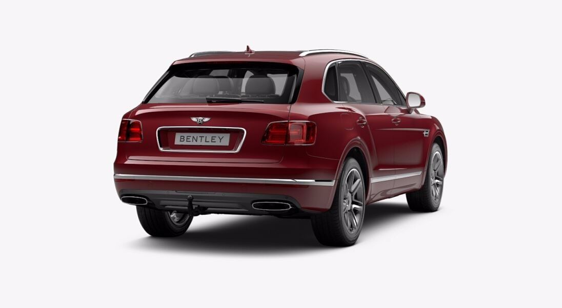 New 2018 Bentley Bentayga Activity Edition-Now with seating for 7!!! For Sale In Greenwich, CT 1672_p3