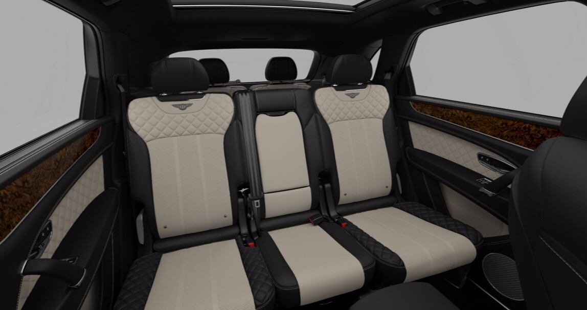 New 2018 Bentley Bentayga Activity Edition-Now with seating for 7!!! For Sale In Greenwich, CT 1672_p9