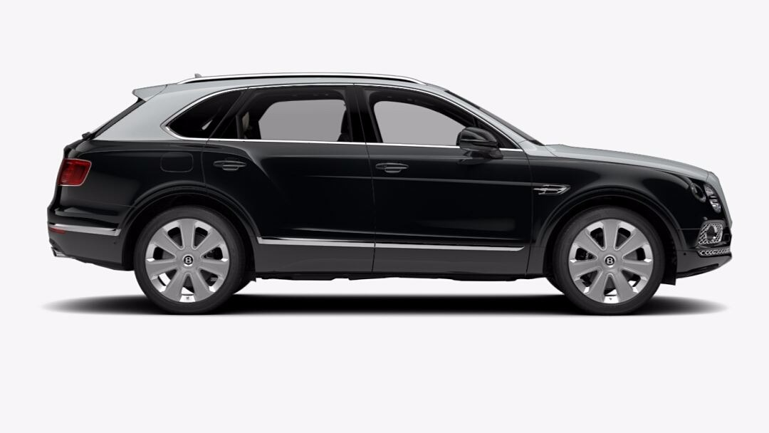 New 2018 Bentley Bentayga Mulliner For Sale In Greenwich, CT 1673_p2