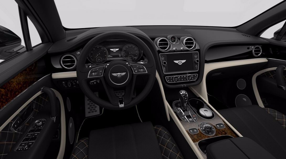 New 2018 Bentley Bentayga Mulliner For Sale In Greenwich, CT 1673_p6
