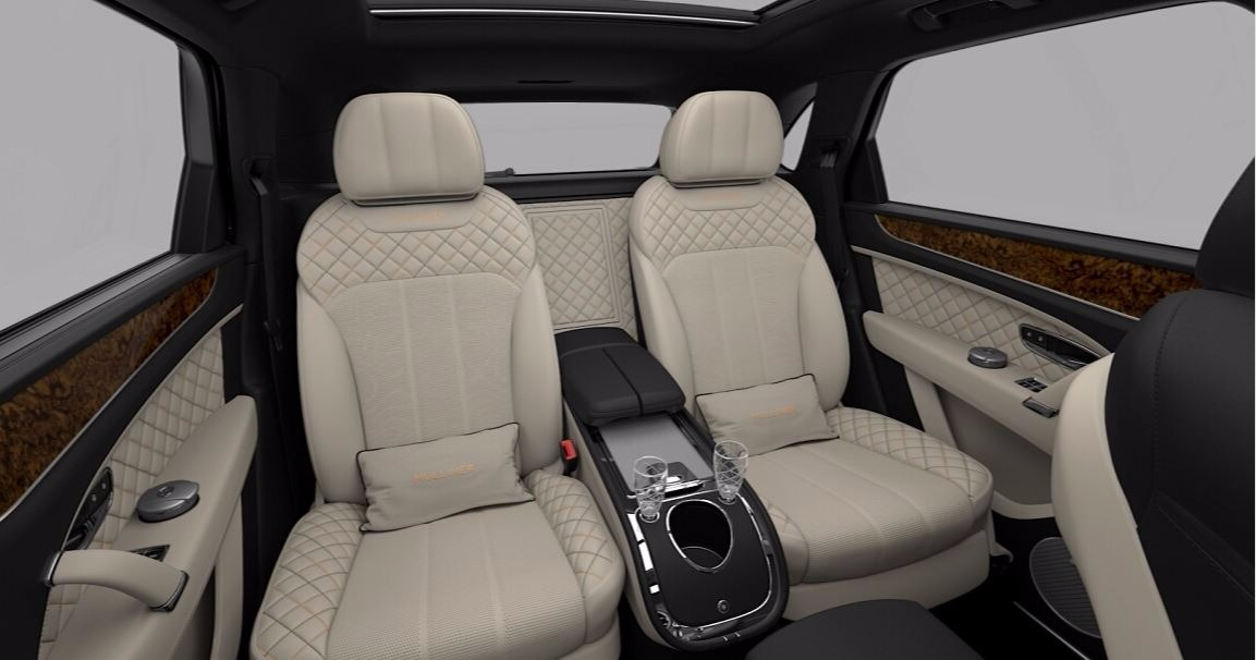 New 2018 Bentley Bentayga Mulliner For Sale In Greenwich, CT 1673_p9