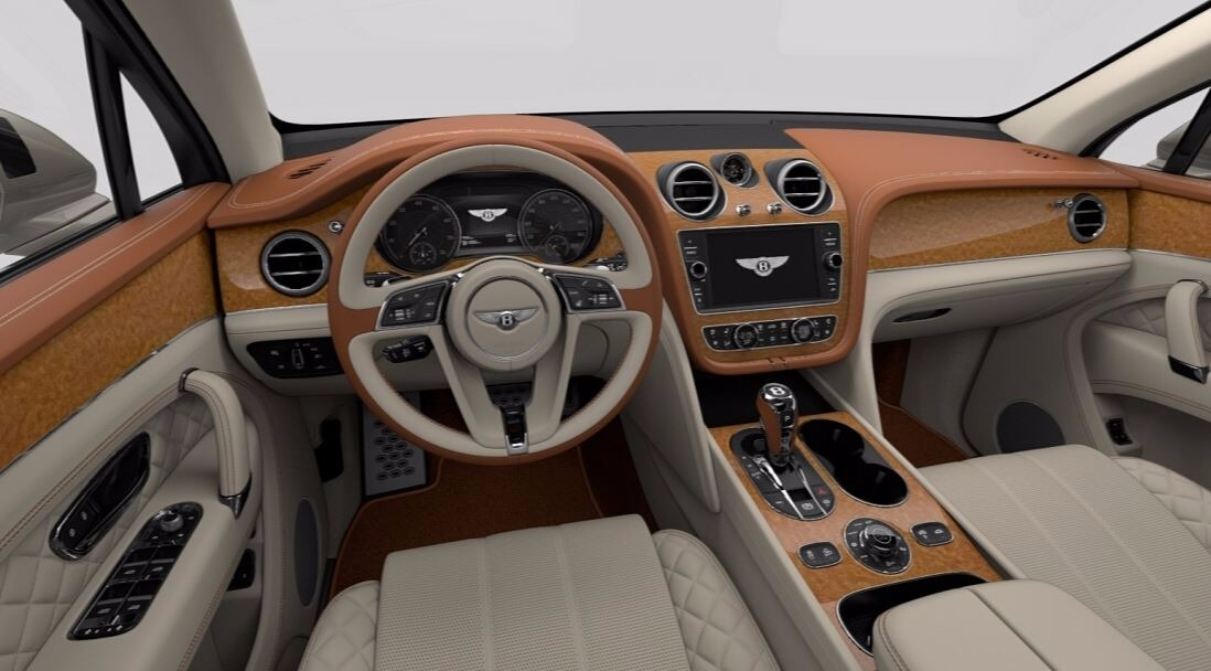 New 2018 Bentley Bentayga Onyx For Sale In Greenwich, CT 1674_p6