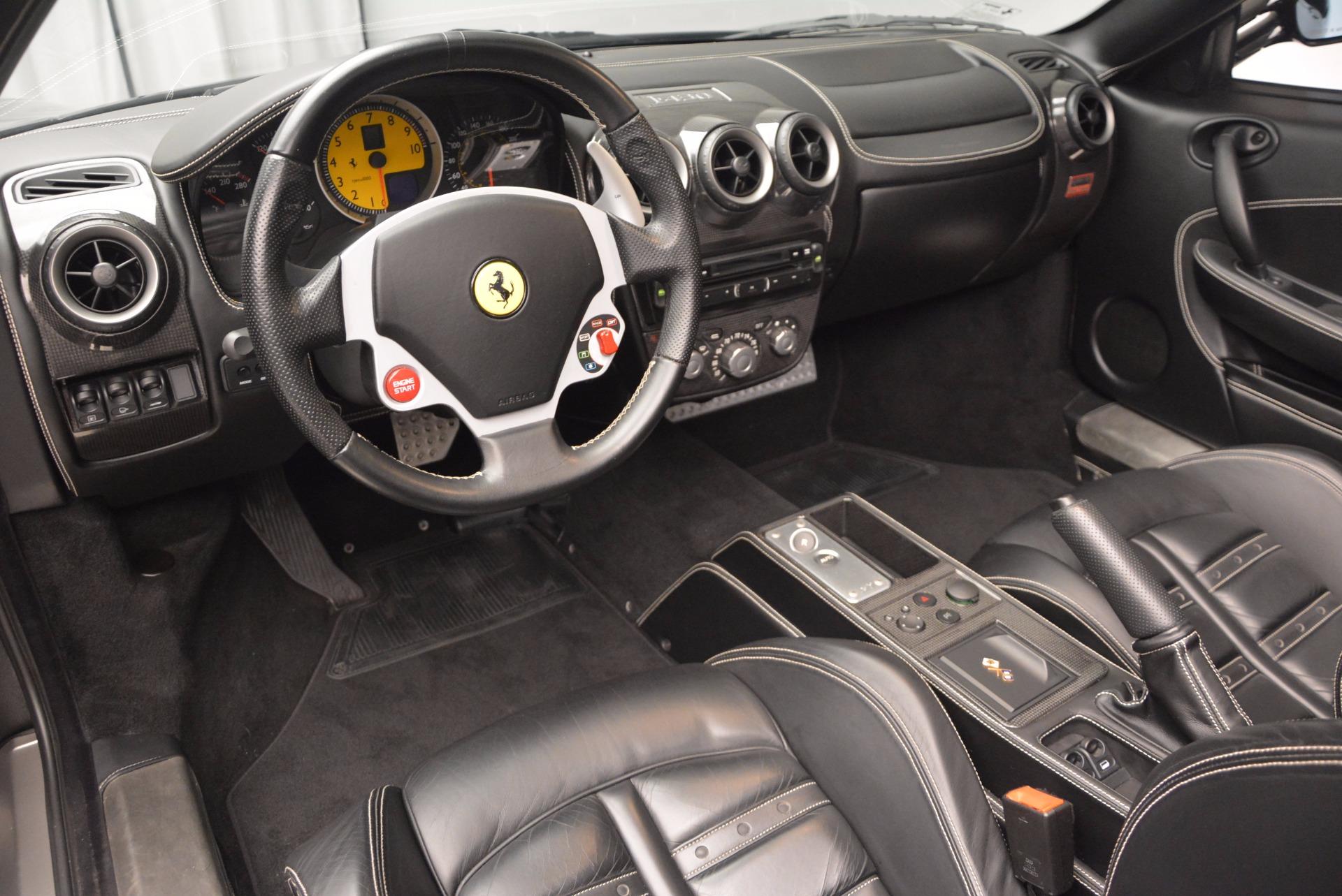 Used 2008 Ferrari F430 Spider For Sale In Greenwich, CT 1676_p25