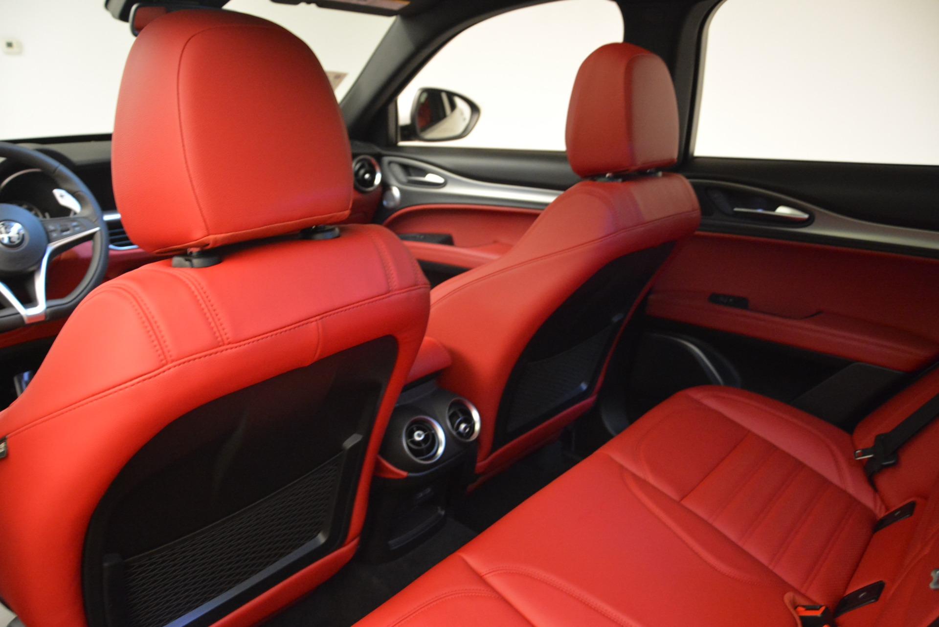 New 2018 Alfa Romeo Stelvio Ti Q4 For Sale In Greenwich, CT 1679_p16