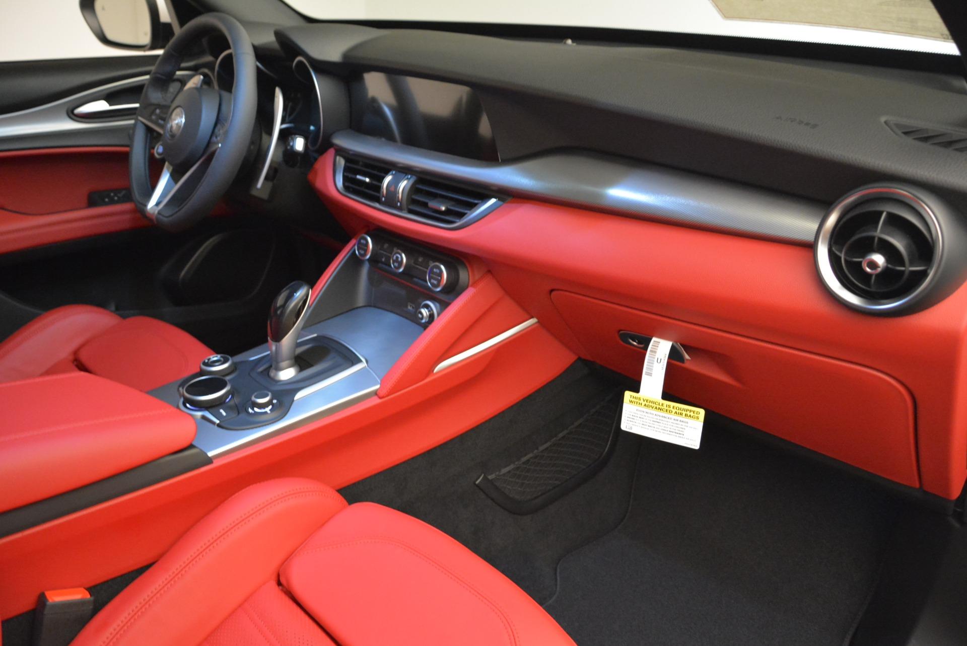New 2018 Alfa Romeo Stelvio Ti Q4 For Sale In Greenwich, CT 1679_p19