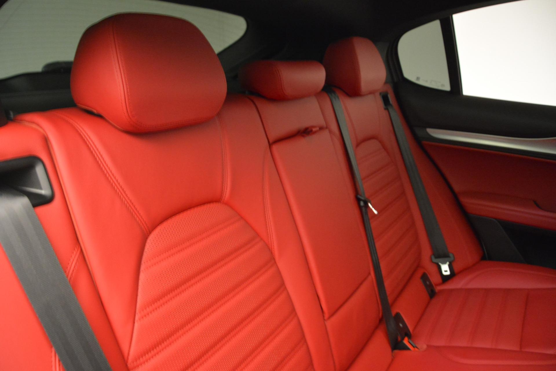 New 2018 Alfa Romeo Stelvio Ti Q4 For Sale In Greenwich, CT 1679_p24