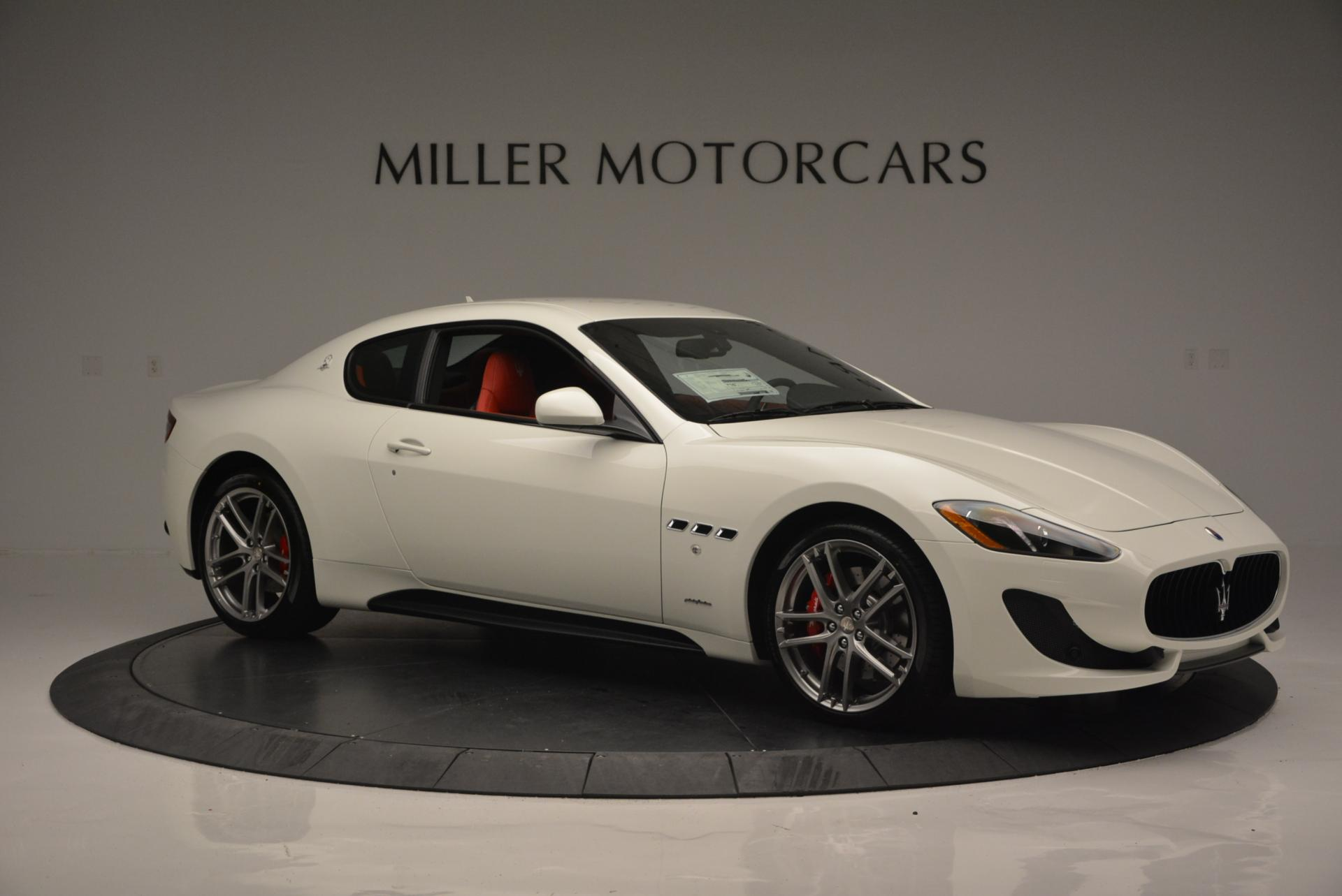 New 2017 Maserati GranTurismo Sport For Sale In Greenwich, CT 168_p10