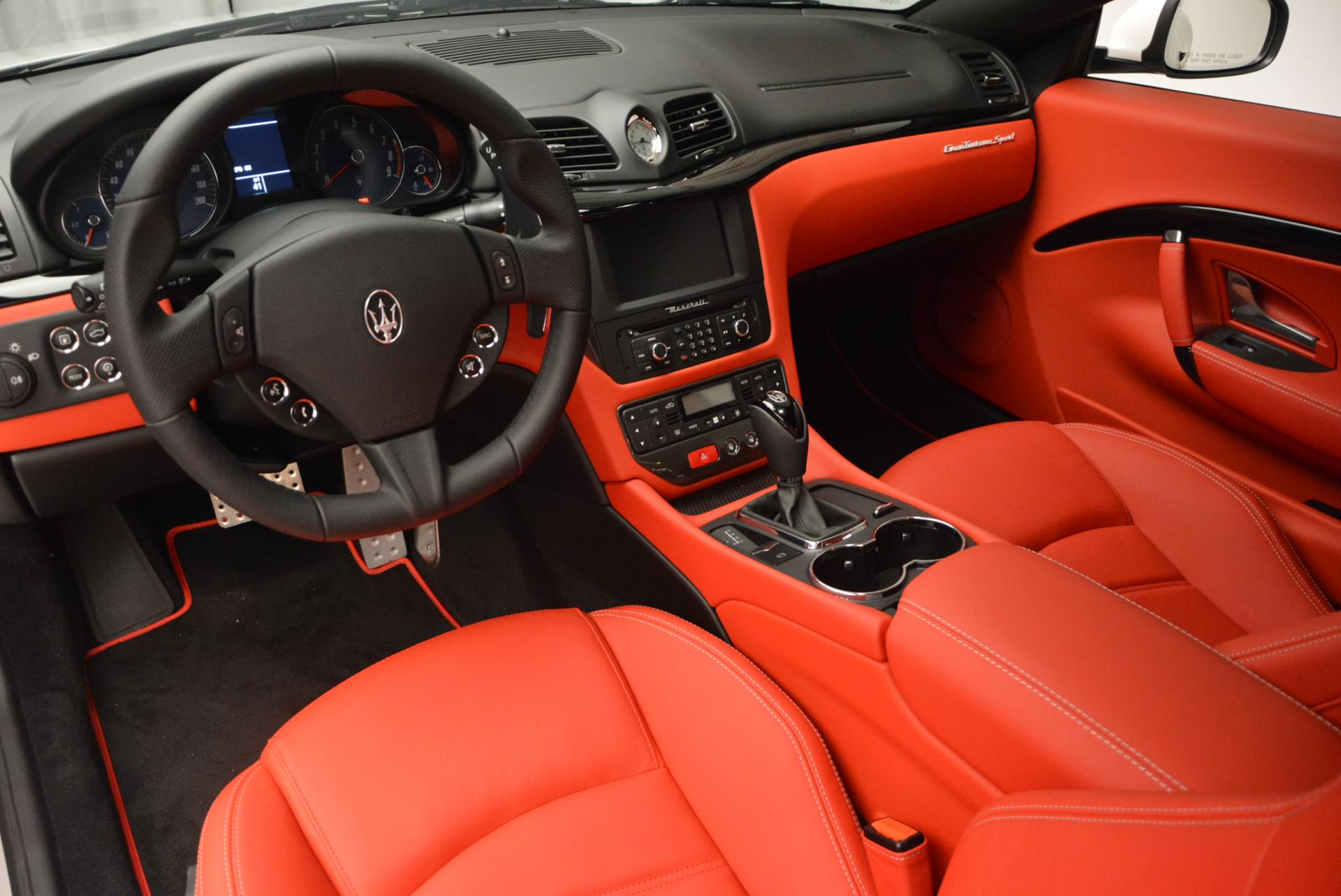 New 2017 Maserati GranTurismo Sport For Sale In Greenwich, CT 168_p13