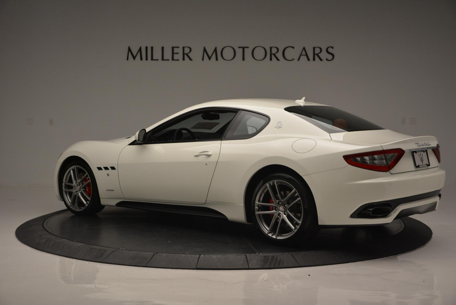 New 2017 Maserati GranTurismo Sport For Sale In Greenwich, CT 168_p4