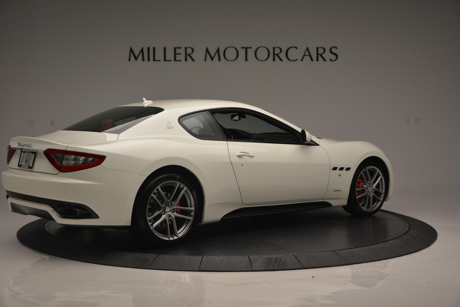 New 2017 Maserati GranTurismo Sport For Sale In Greenwich, CT 168_p8