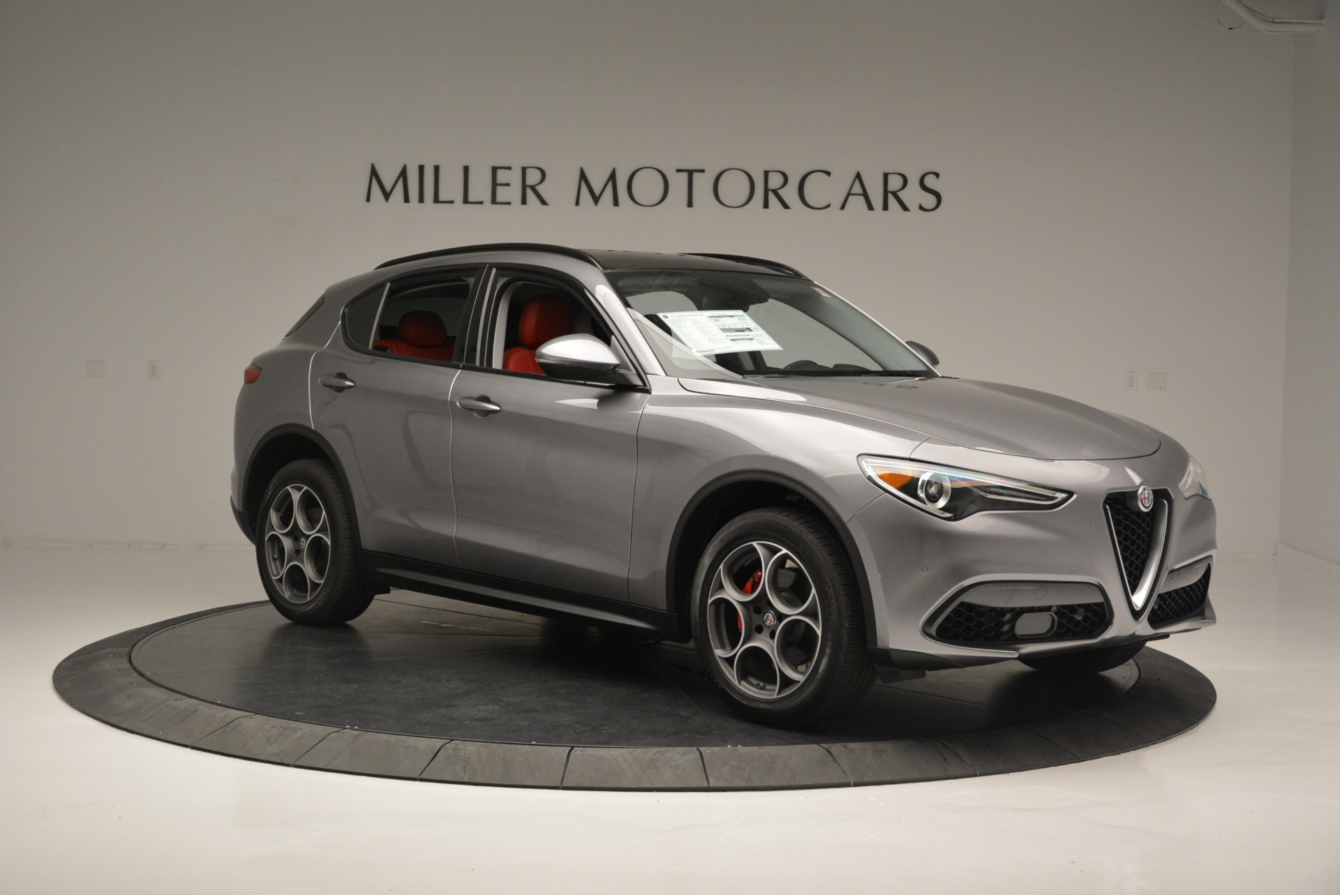 New 2018 Alfa Romeo Stelvio Sport Q4 For Sale In Greenwich, CT 1686_p10