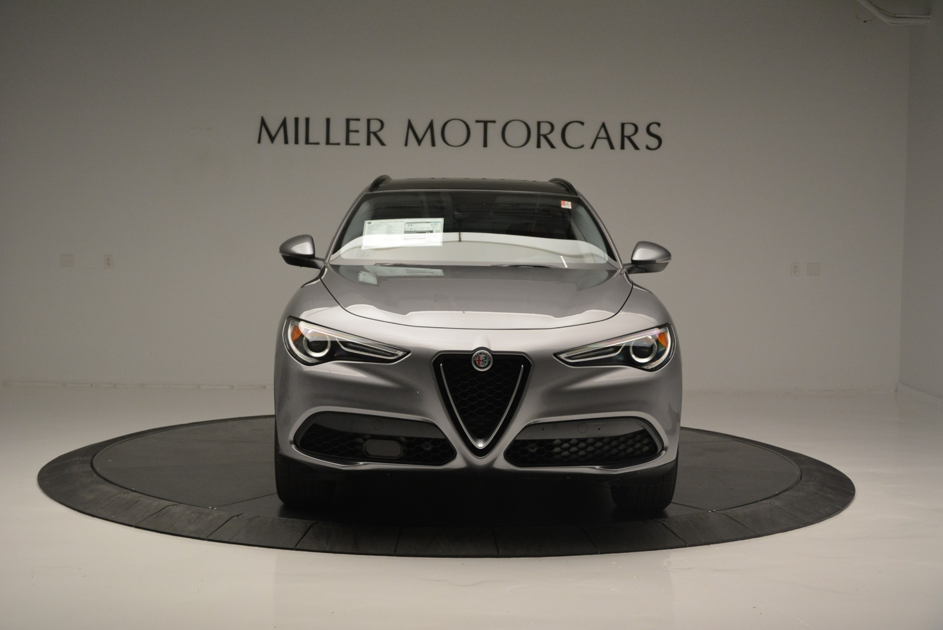 New 2018 Alfa Romeo Stelvio Sport Q4 For Sale In Greenwich, CT 1686_p11