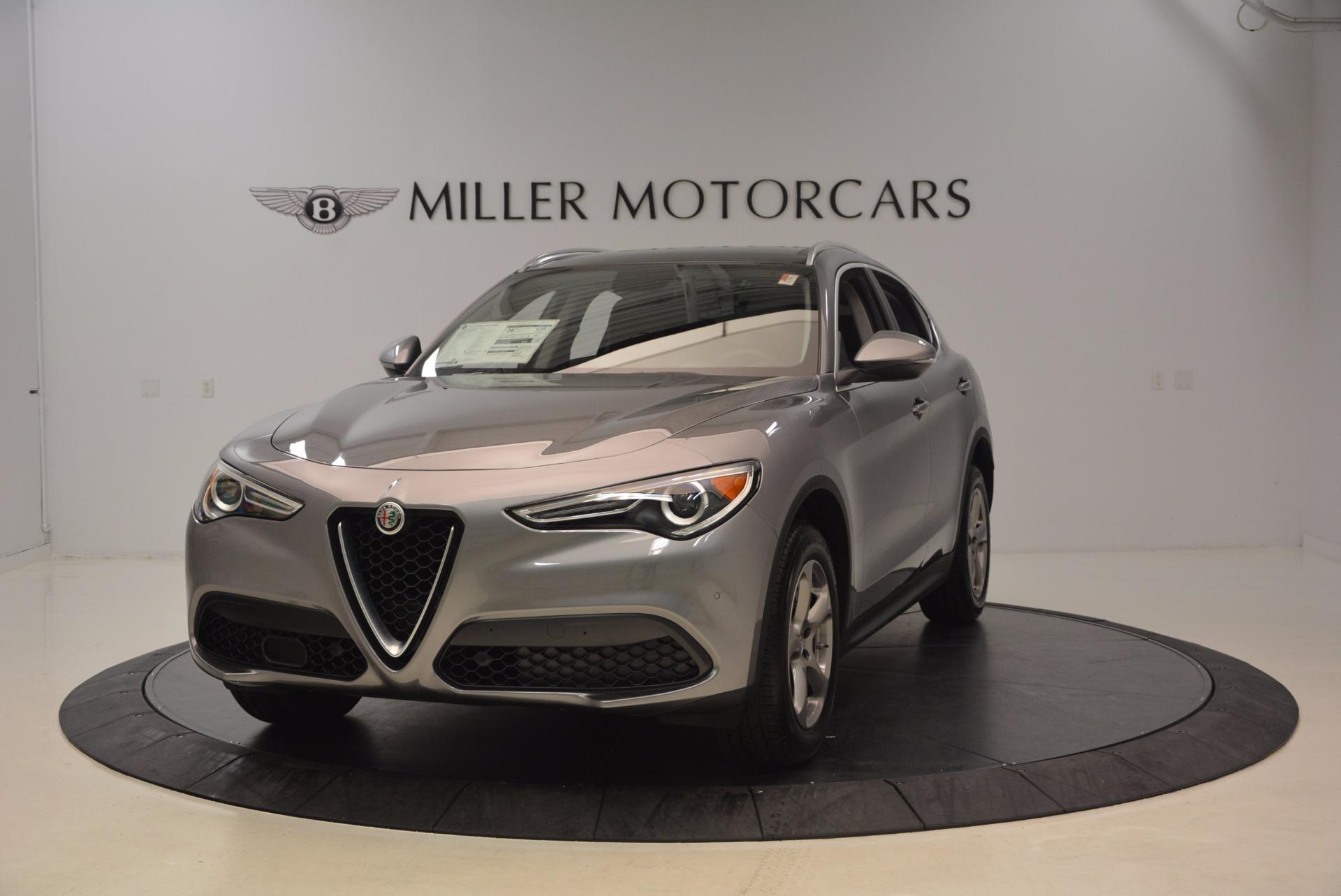 New 2018 Alfa Romeo Stelvio Q4 For Sale In Greenwich, CT 1687_main