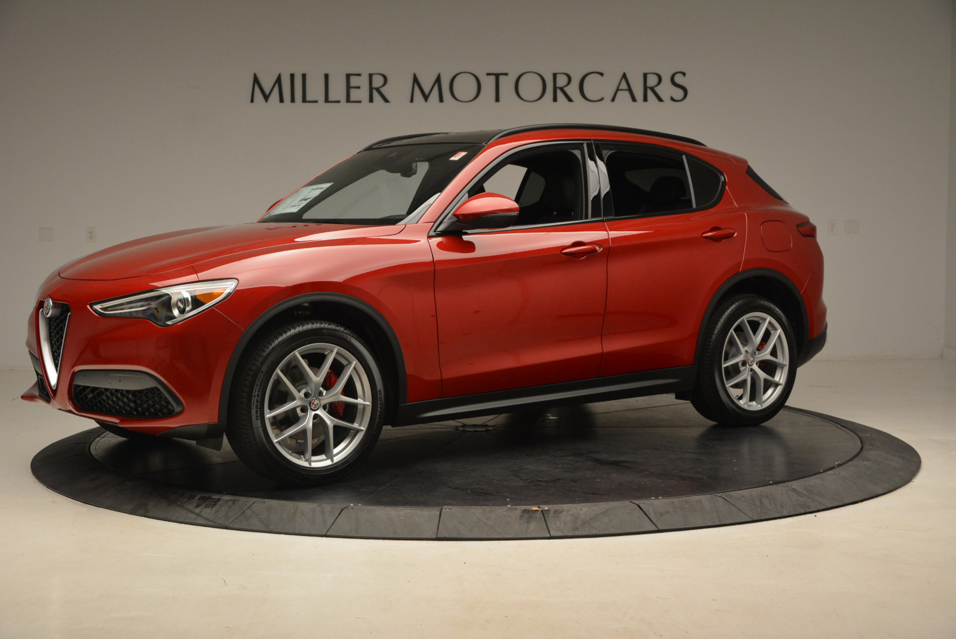 New 2018 Alfa Romeo Stelvio Ti Sport Q4 For Sale In Greenwich, CT 1689_p2