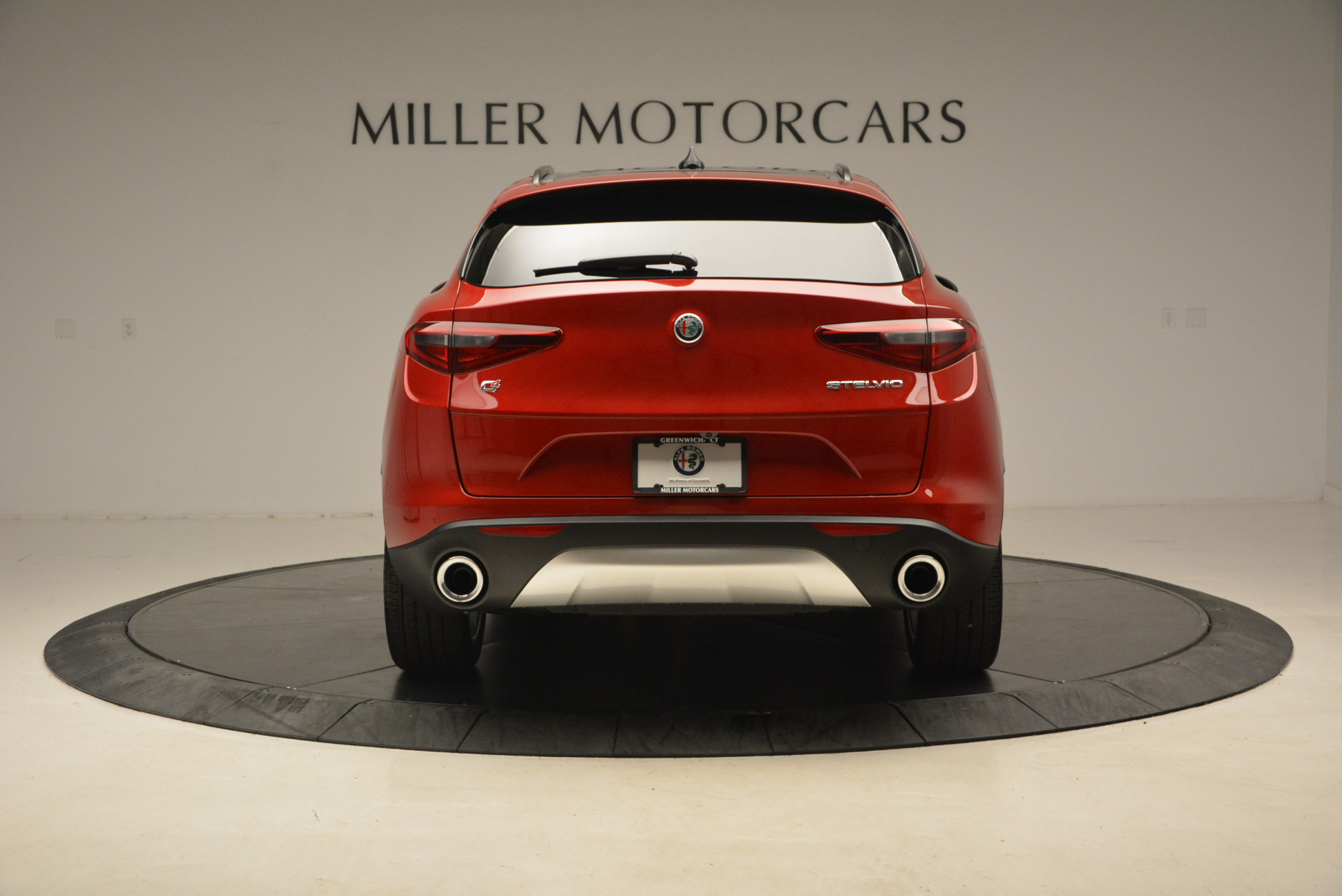New 2018 Alfa Romeo Stelvio Ti Sport Q4 For Sale In Greenwich, CT 1689_p6