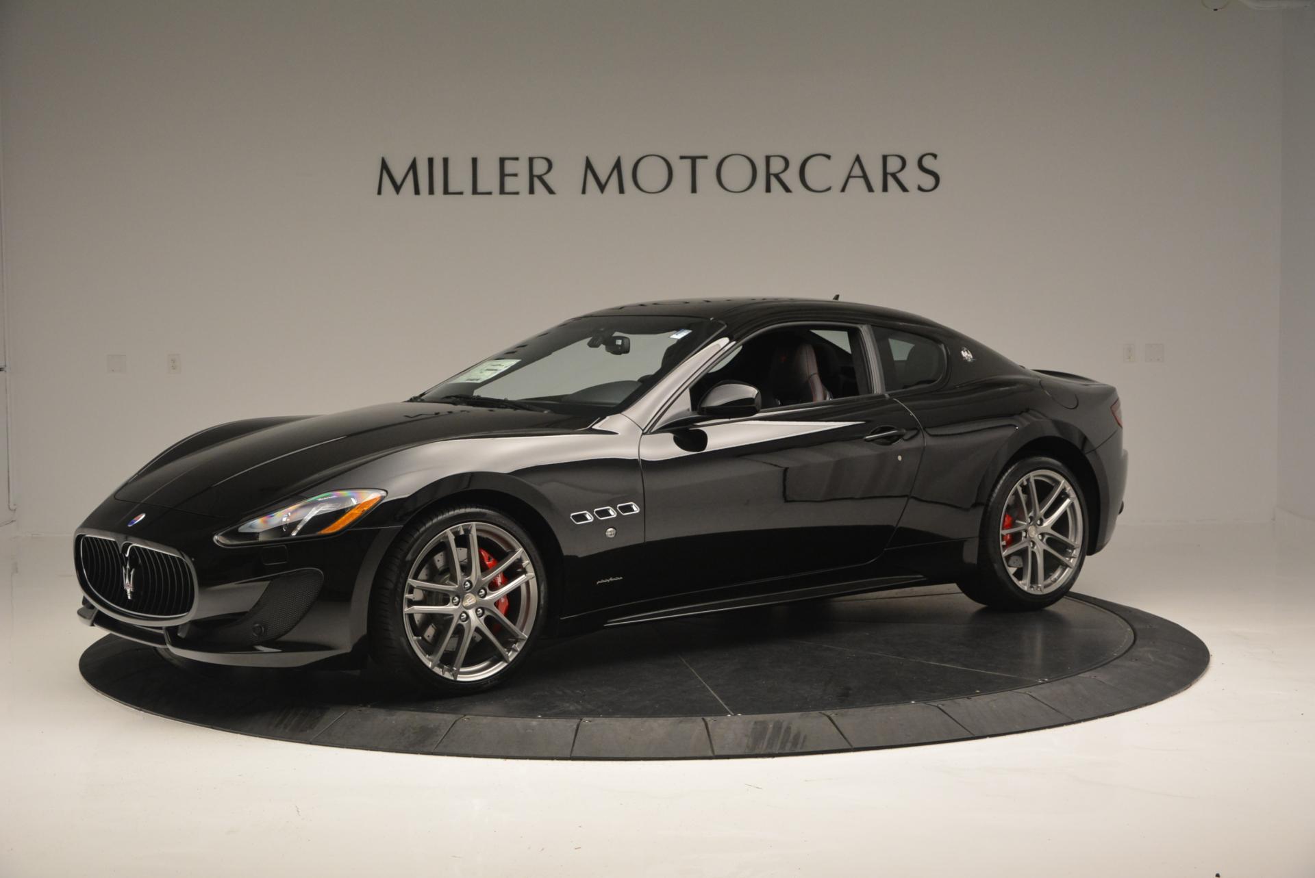 New 2016 Maserati GranTurismo Sport For Sale In Greenwich, CT 169_main
