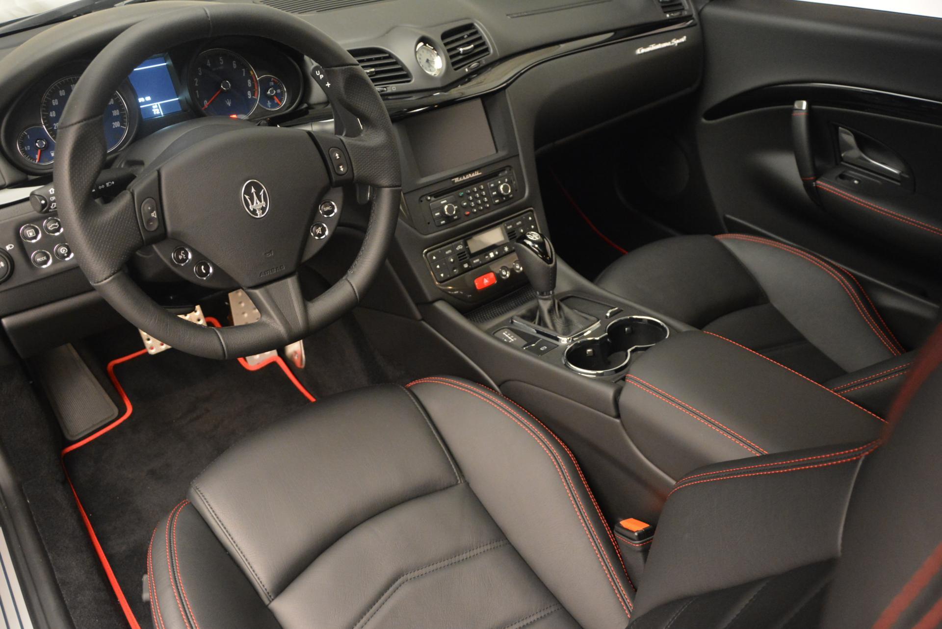 New 2016 Maserati GranTurismo Sport For Sale In Greenwich, CT 169_p11