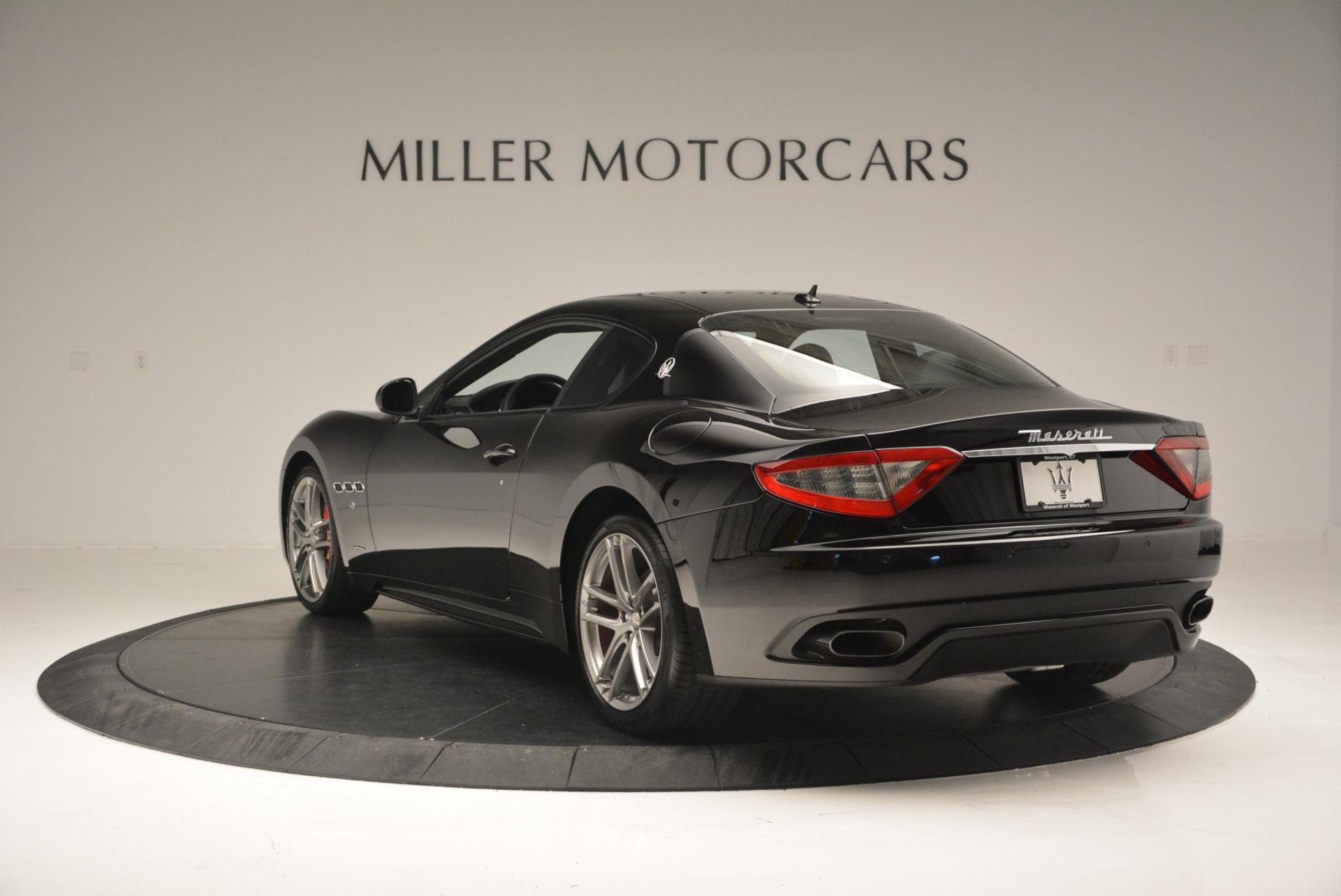 New 2016 Maserati GranTurismo Sport For Sale In Greenwich, CT 169_p4