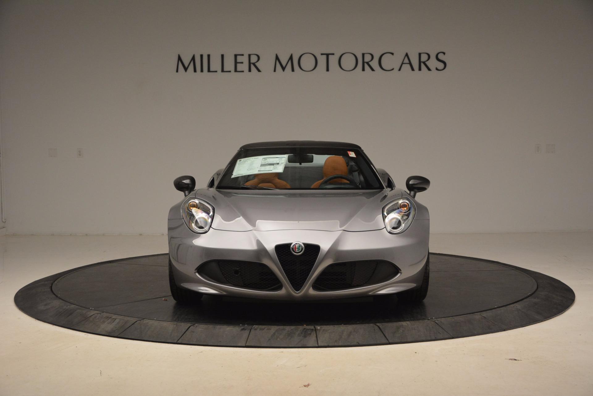New 2018 Alfa Romeo 4C Spider For Sale In Greenwich, CT 1693_p23