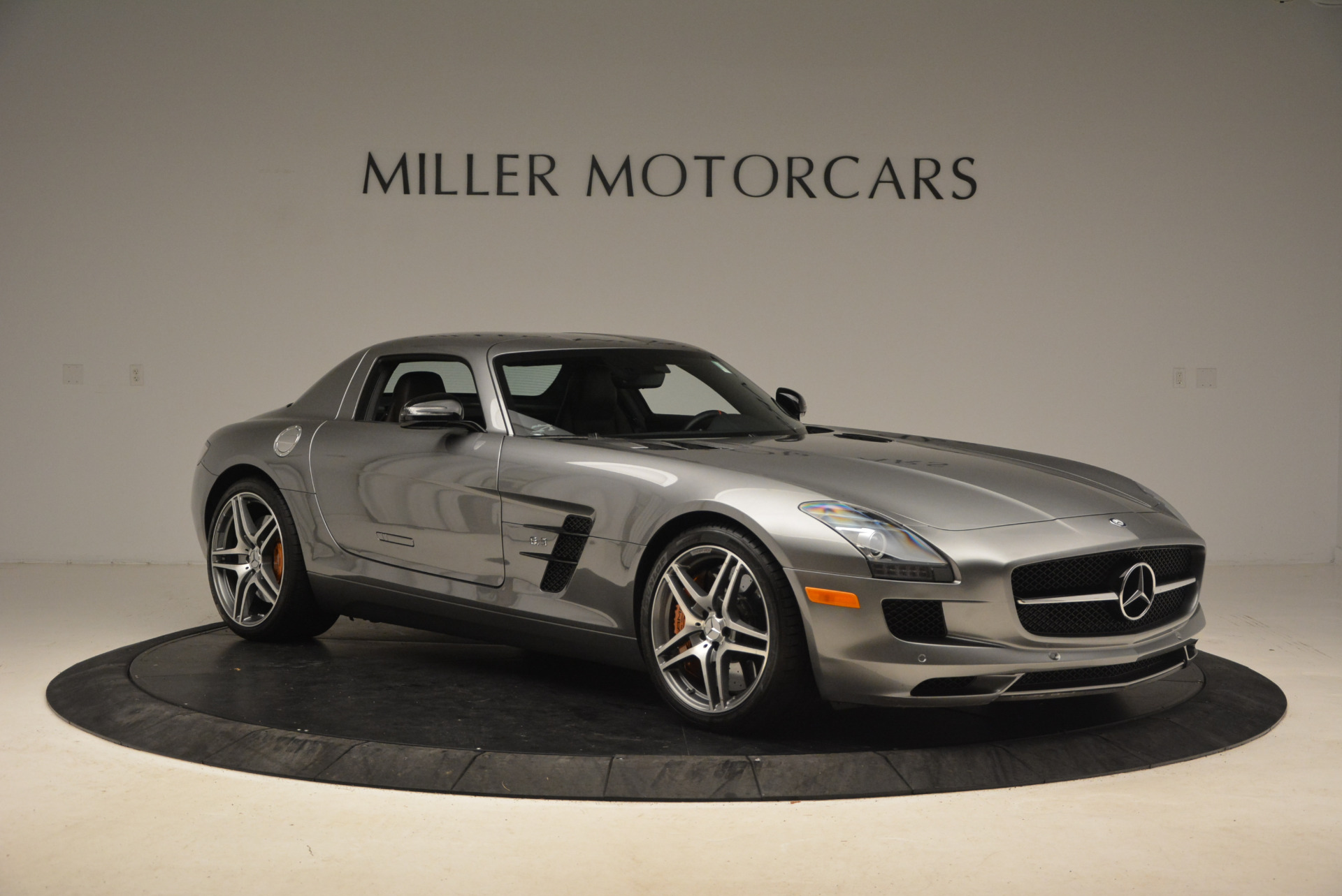 Used 2014 Mercedes-Benz SLS AMG GT For Sale In Greenwich, CT 1694_p14