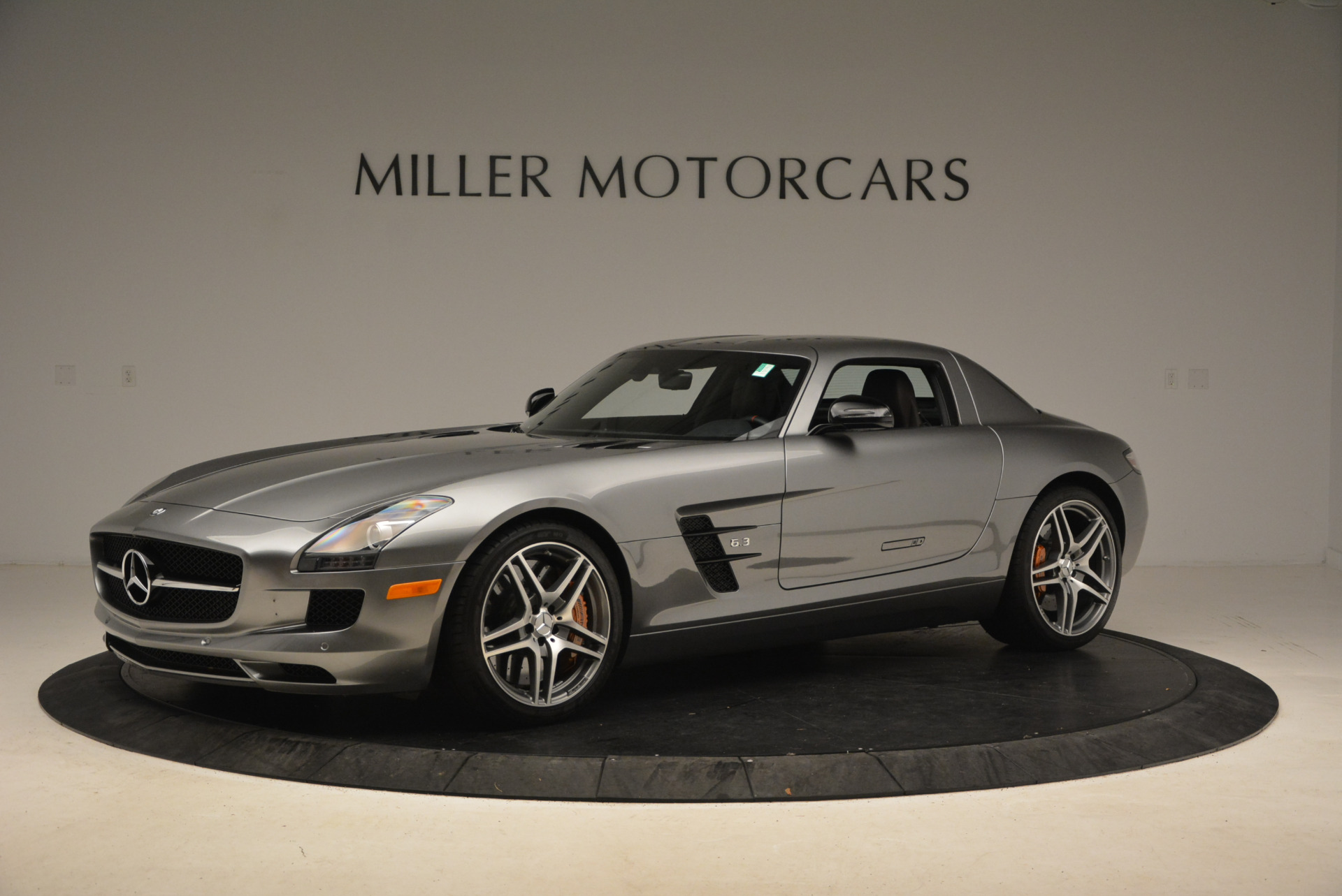 Used 2014 Mercedes-Benz SLS AMG GT For Sale In Greenwich, CT 1694_p2