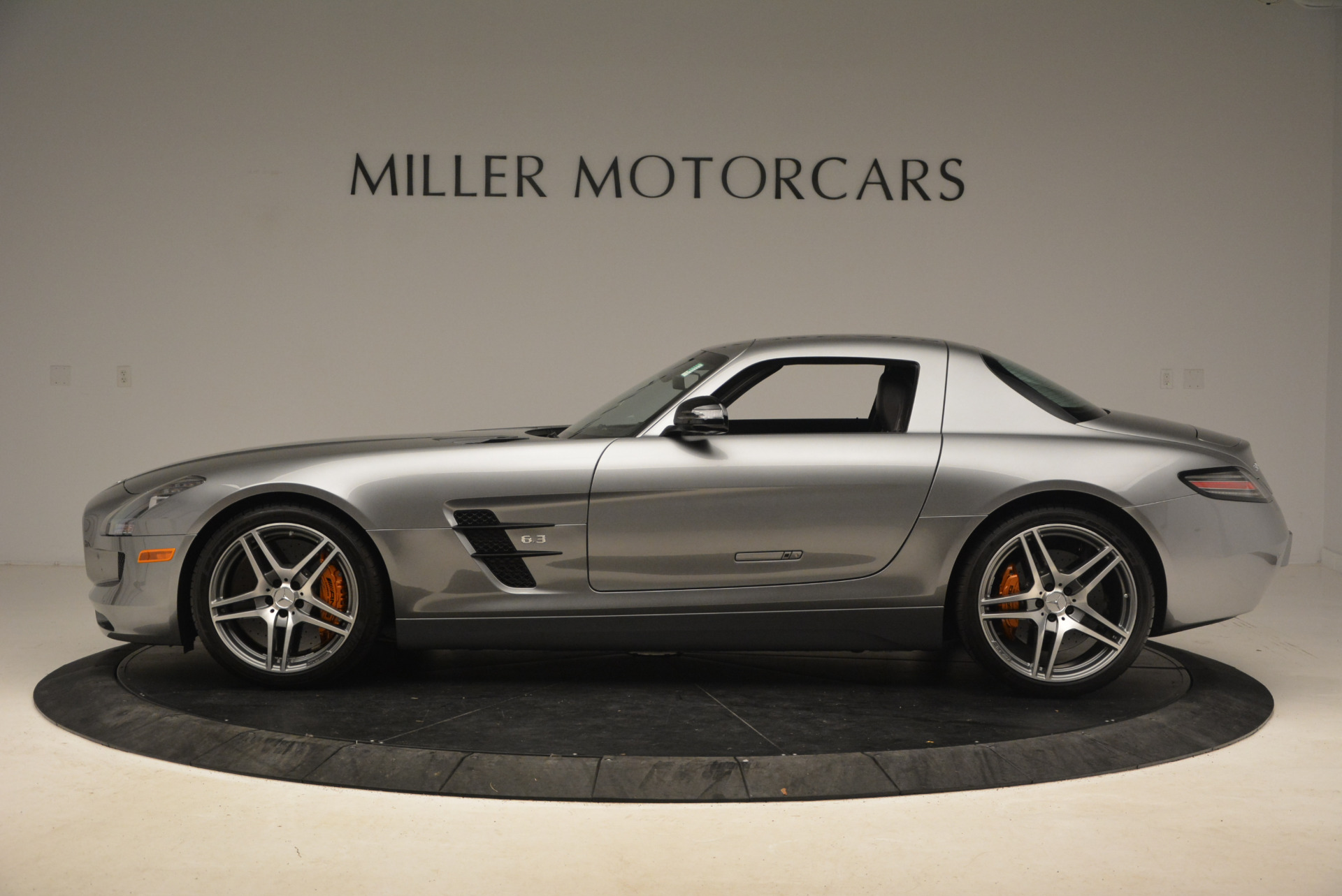 Used 2014 Mercedes-Benz SLS AMG GT For Sale In Greenwich, CT 1694_p3