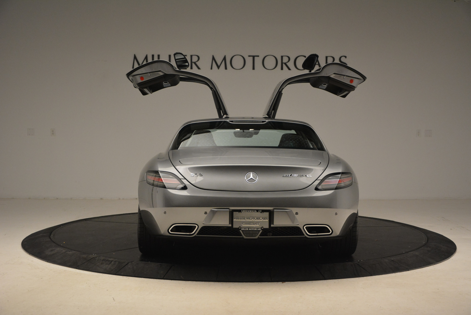 Used 2014 Mercedes-Benz SLS AMG GT For Sale In Greenwich, CT 1694_p8