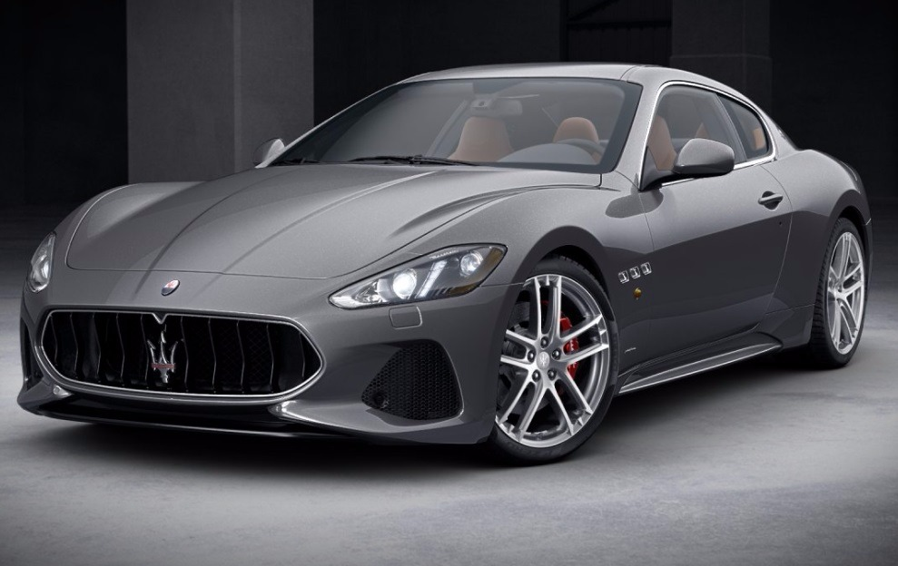 New 2018 Maserati GranTurismo Sport Coupe For Sale In Greenwich, CT