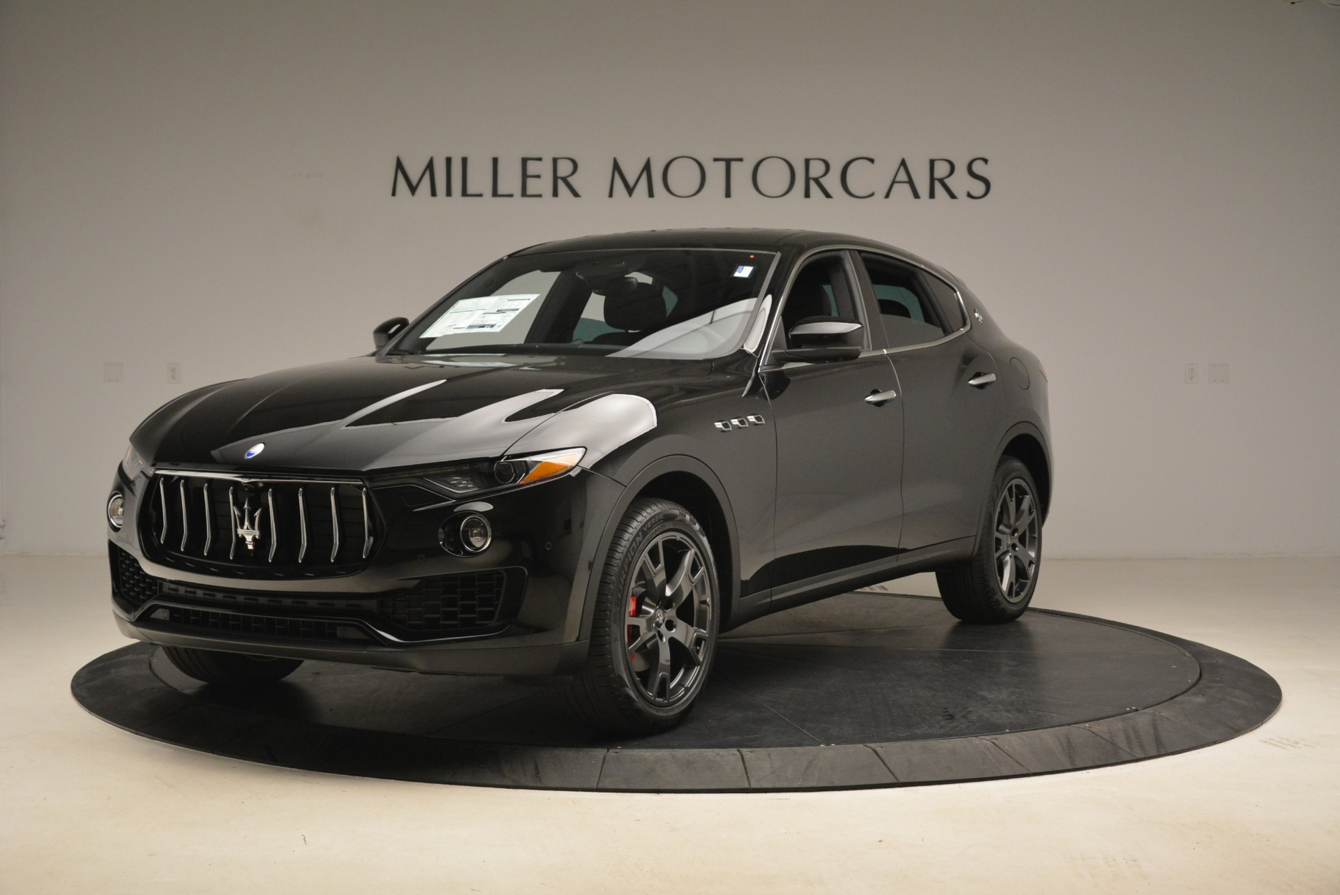 New 2018 Maserati Levante Q4 For Sale In Greenwich, CT 1696_main