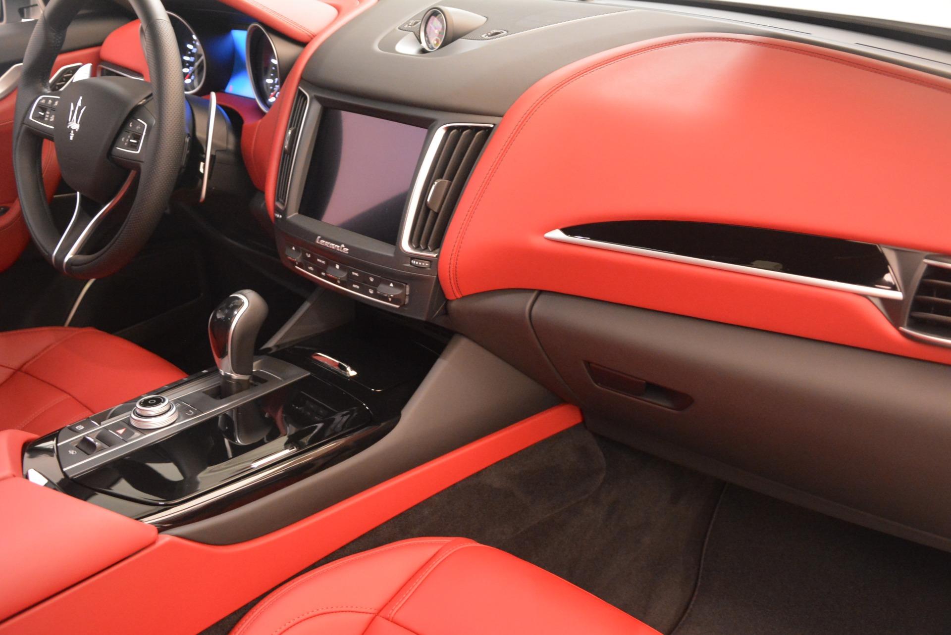 New 2018 Maserati Levante Q4 For Sale In Greenwich, CT 1696_p14