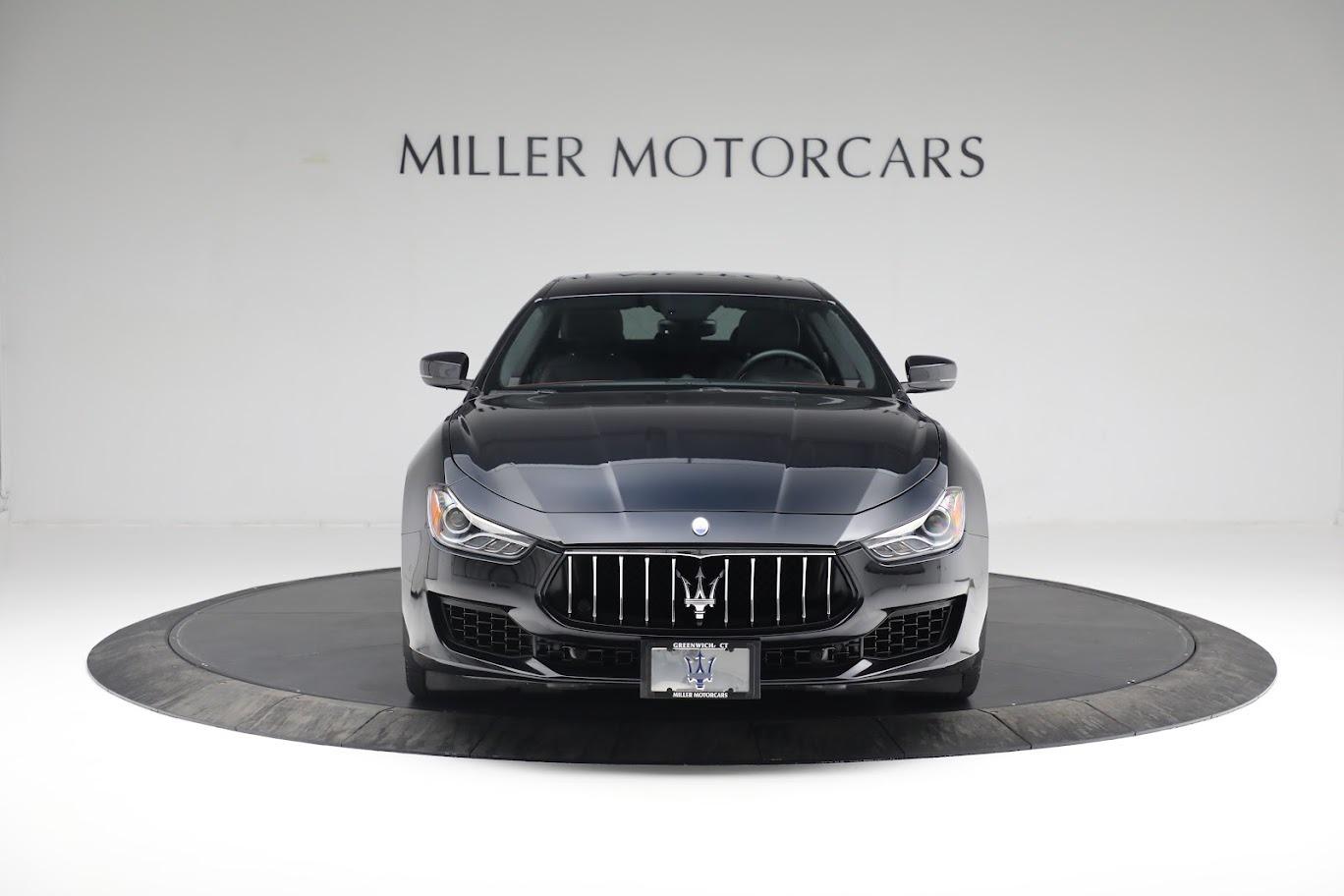 New 2018 Maserati Ghibli S Q4 For Sale In Greenwich, CT 1697_p12