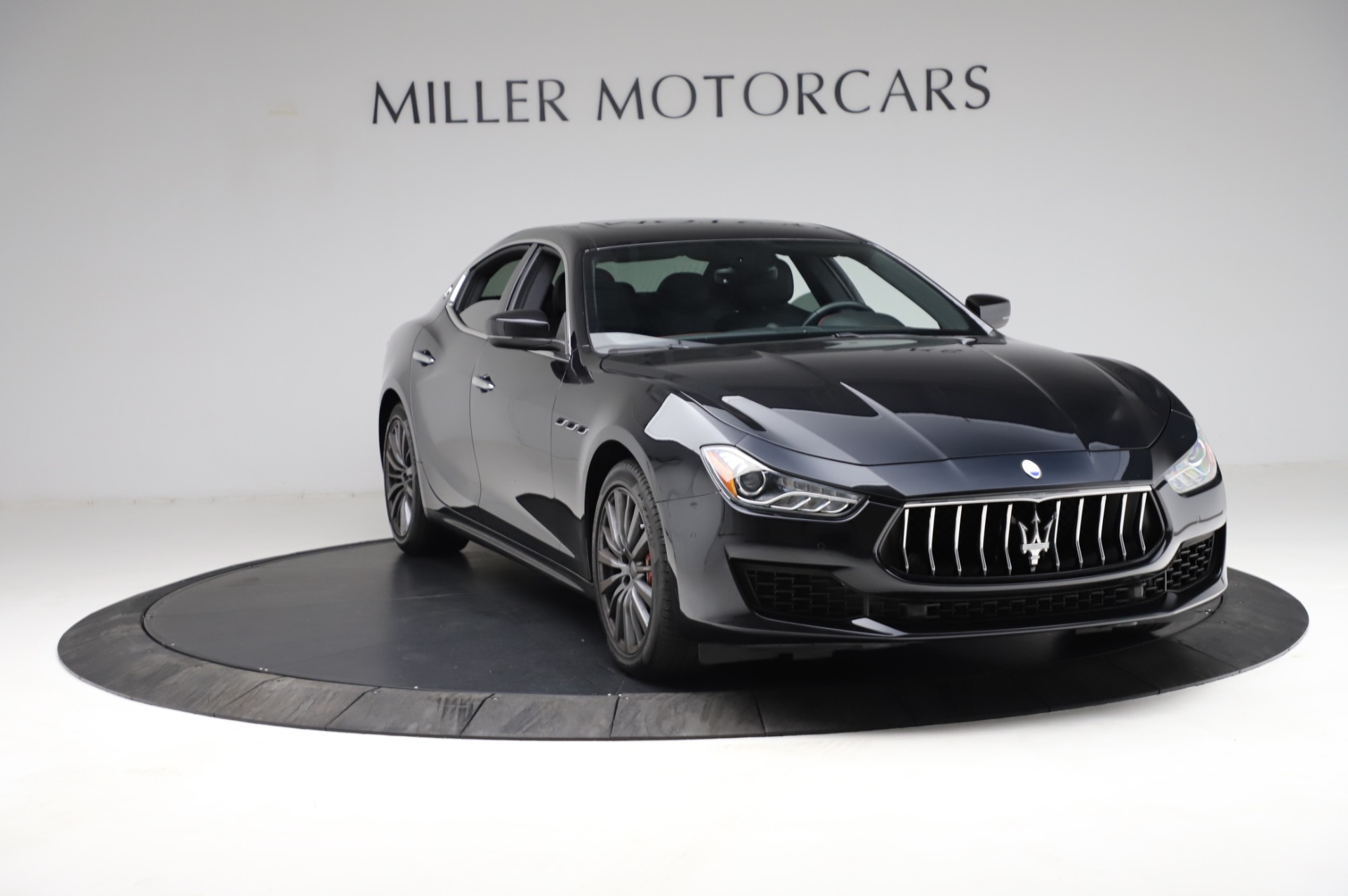 Used 2018 Maserati Ghibli S Q4 For Sale In Greenwich, CT 1698_p12