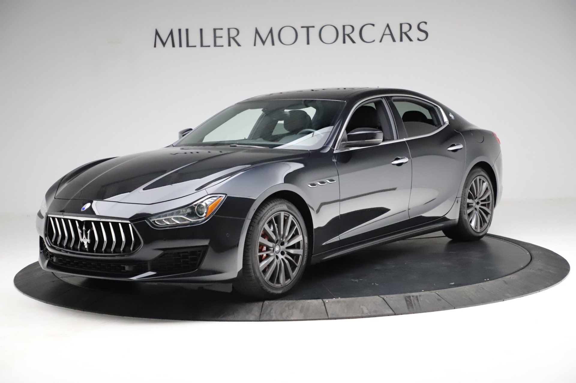 Used 2018 Maserati Ghibli S Q4 For Sale In Greenwich, CT 1698_p2
