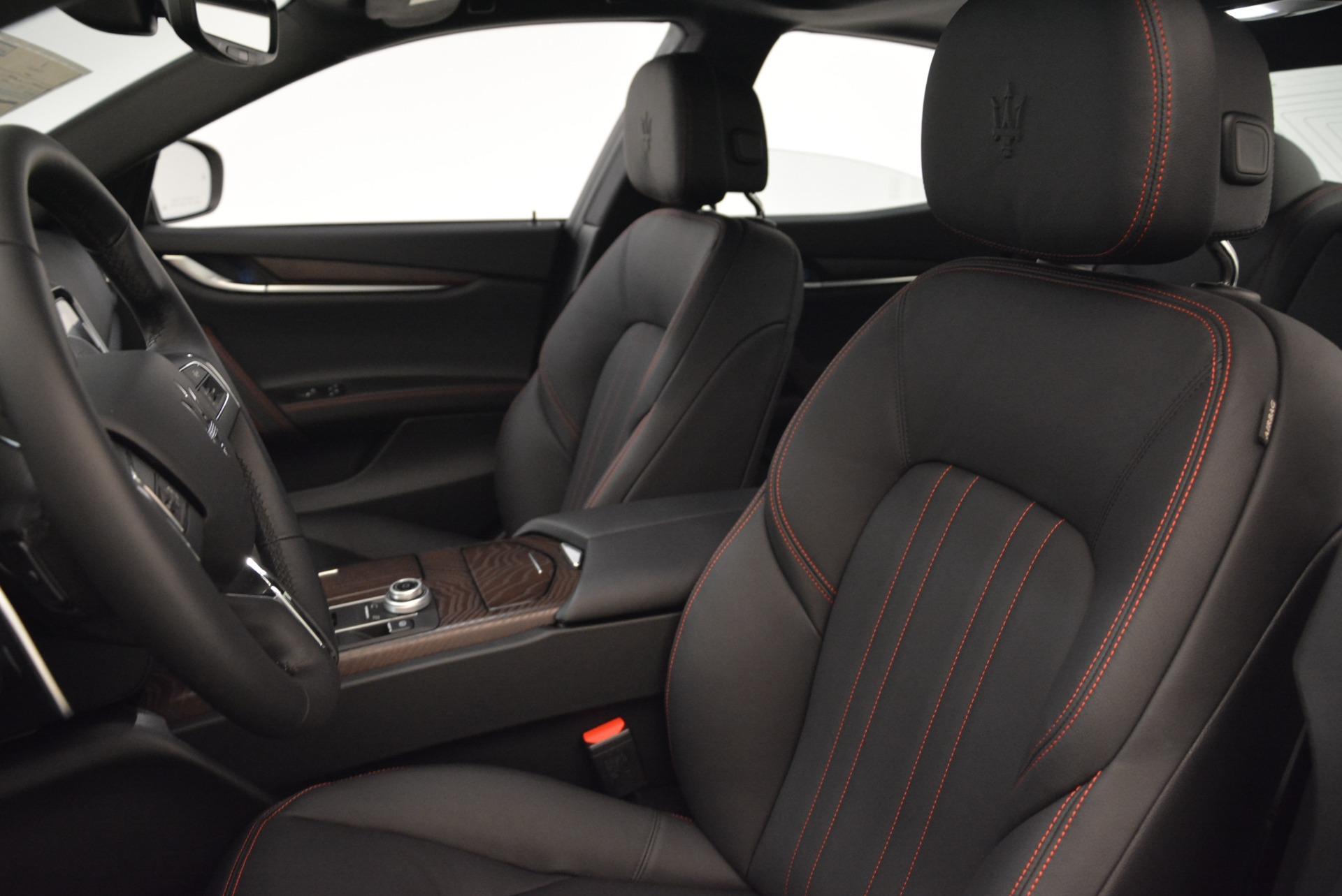 New 2018 Maserati Ghibli S Q4 For Sale In Greenwich, CT 1699_p14