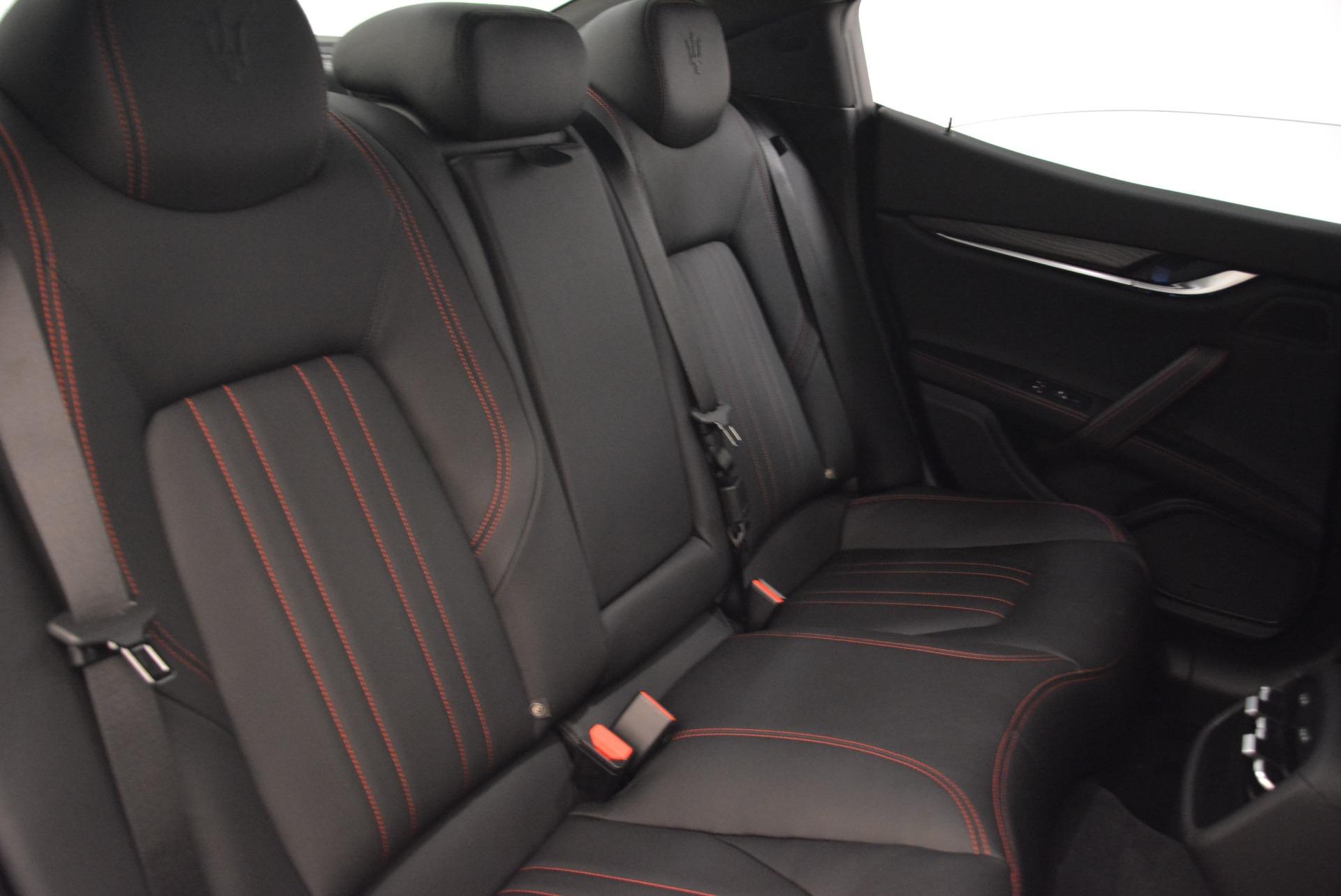 New 2018 Maserati Ghibli S Q4 For Sale In Greenwich, CT 1699_p25