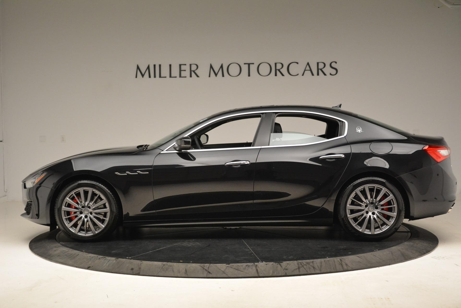 New 2018 Maserati Ghibli S Q4 For Sale In Greenwich, CT 1699_p2