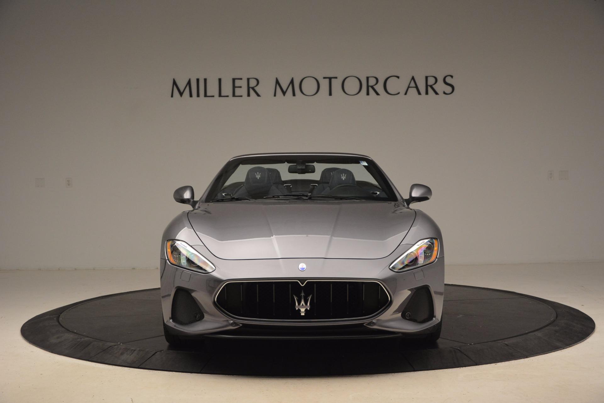 New 2018 Maserati GranTurismo Sport Convertible For Sale In Greenwich, CT 1703_p23