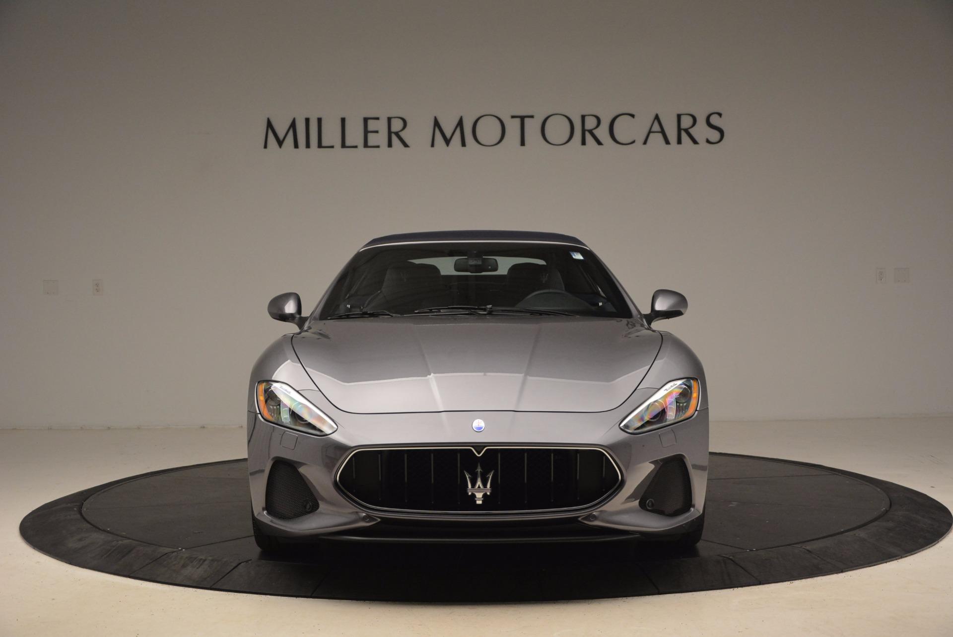 New 2018 Maserati GranTurismo Sport Convertible For Sale In Greenwich, CT 1703_p24
