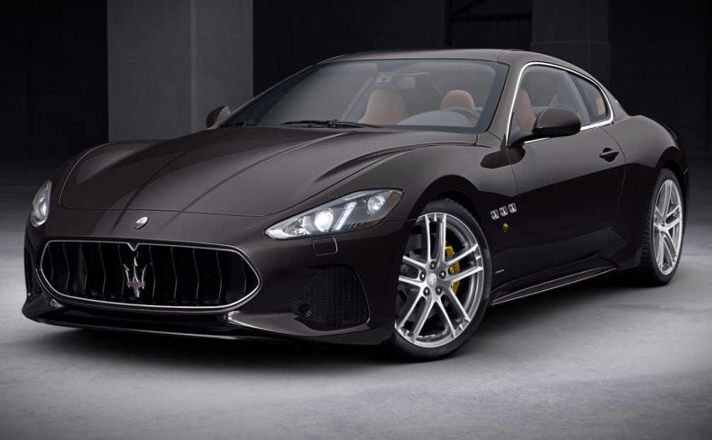 New 2018 Maserati GranTurismo Sport For Sale In Greenwich, CT 1704_main