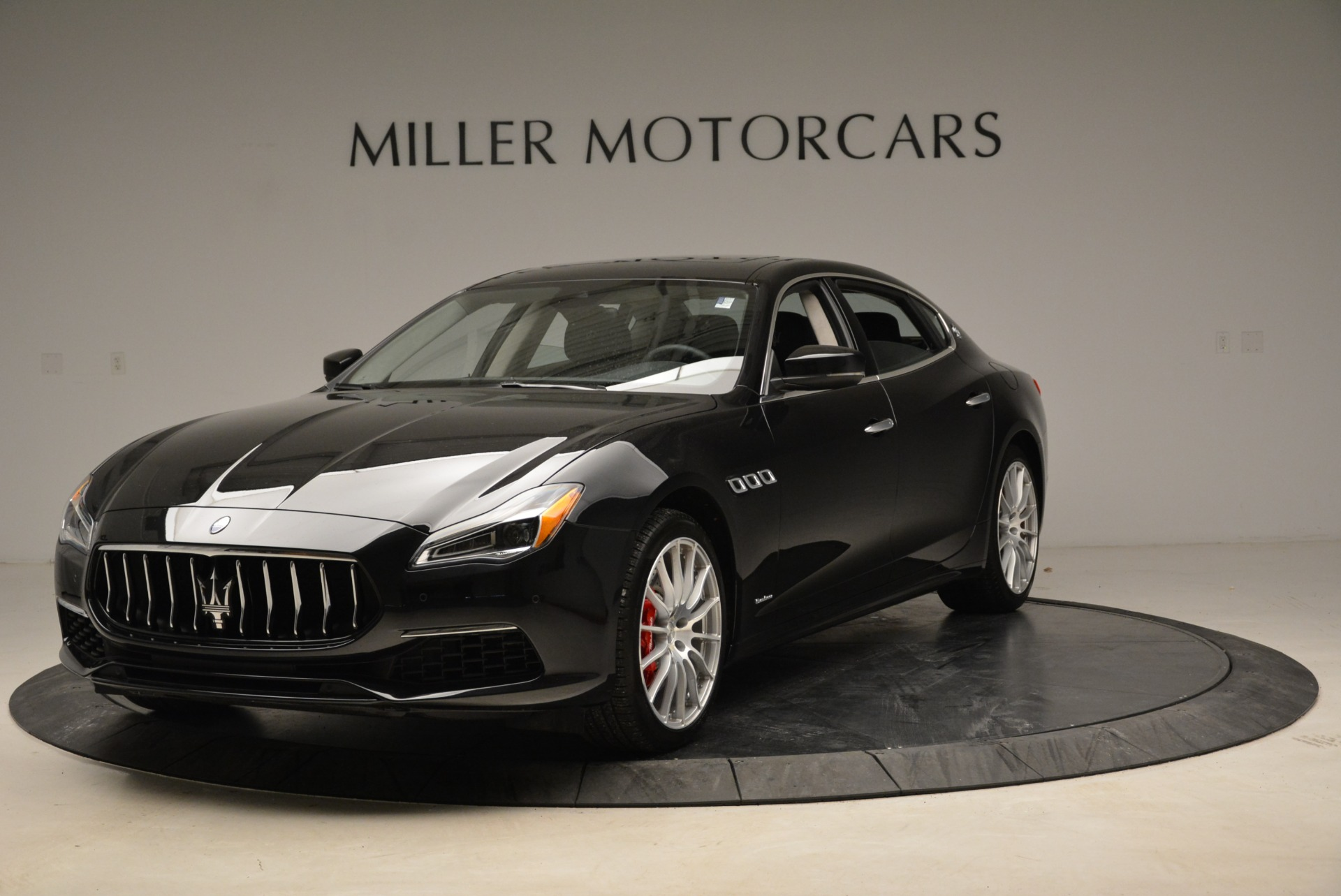 New 2018 Maserati Quattroporte S Q4 GranLusso For Sale In Greenwich, CT 1705_main