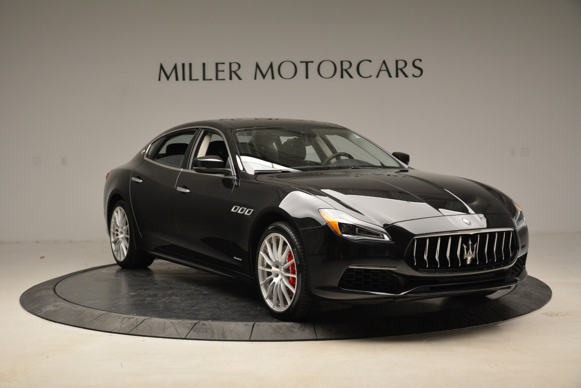 New 2018 Maserati Quattroporte S Q4 GranLusso For Sale In Greenwich, CT 1705_p11