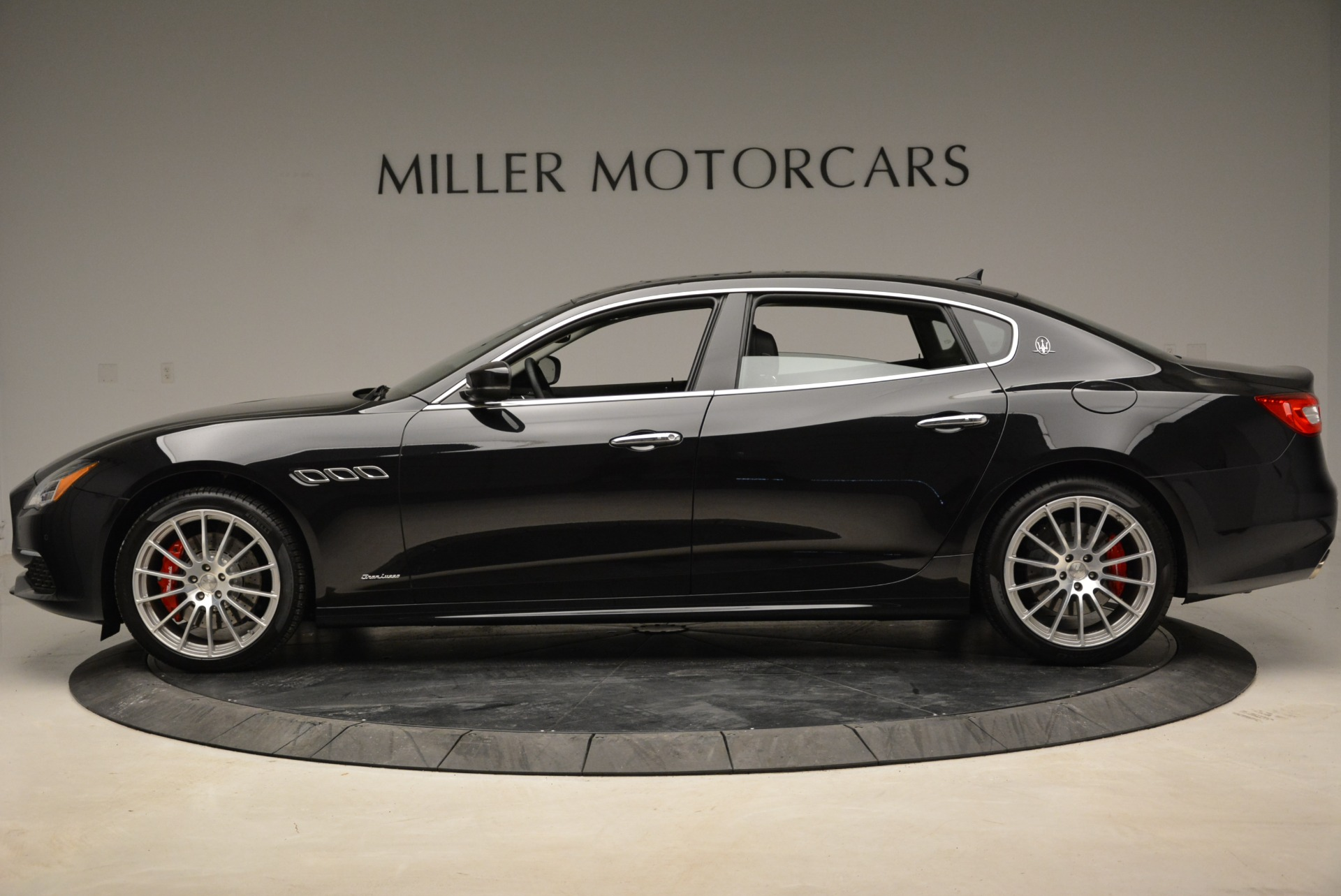 New 2018 Maserati Quattroporte S Q4 GranLusso For Sale In Greenwich, CT 1705_p3