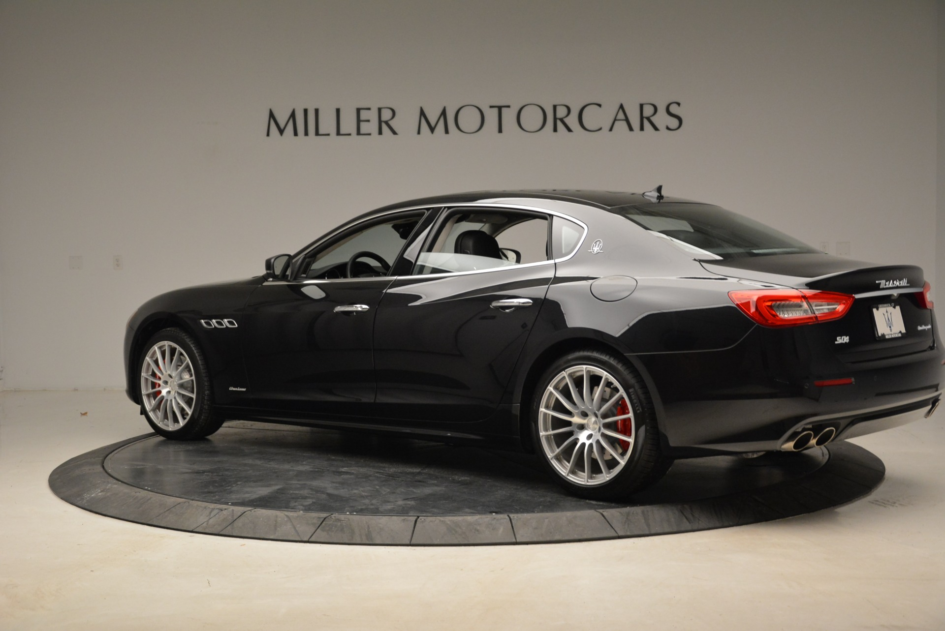 New 2018 Maserati Quattroporte S Q4 GranLusso For Sale In Greenwich, CT 1705_p4
