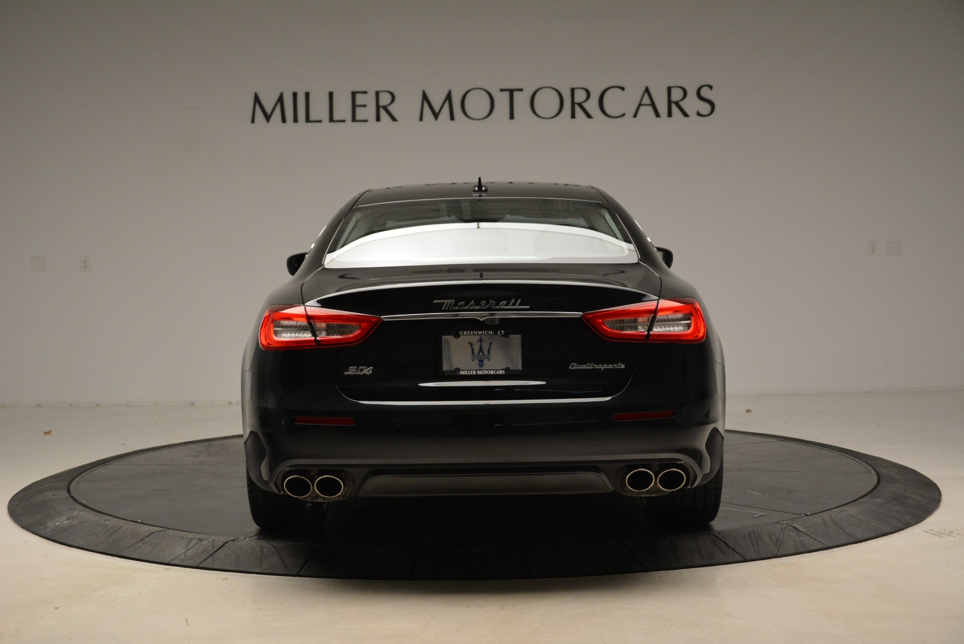 New 2018 Maserati Quattroporte S Q4 GranLusso For Sale In Greenwich, CT 1705_p6